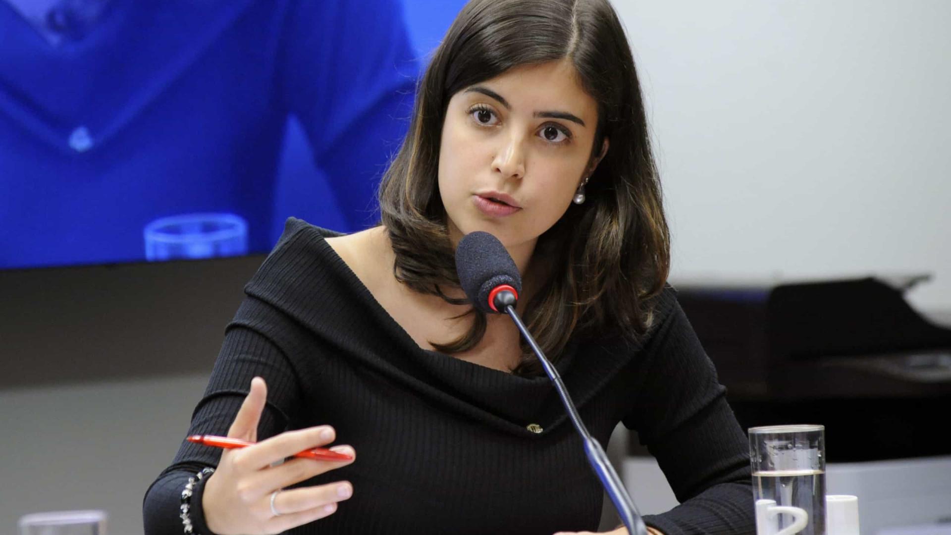 'Questionamos nada ser feito na educação', diz Tabata Amaral