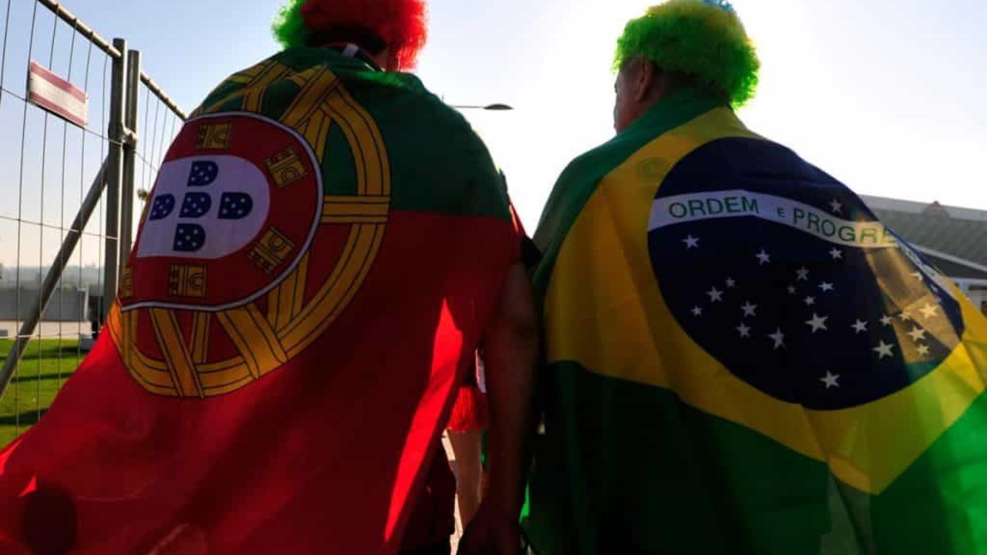 Brasileiros em Portugal não pensam em voltar