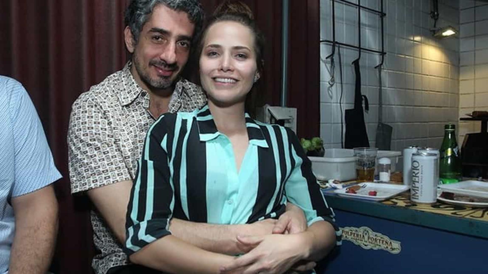Fábio Assunção revela sexo do bebê de Leticia Colin e Michel Melamed