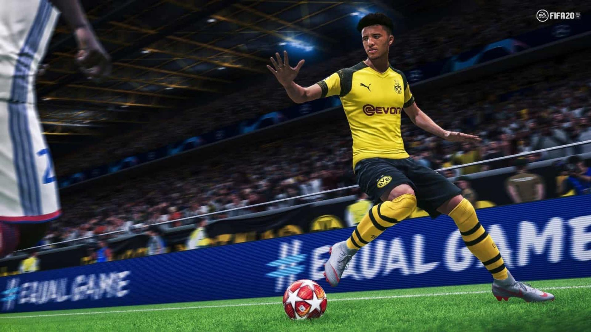 'FIFA 20': Novo trailer revela as principais melhorias no jogo