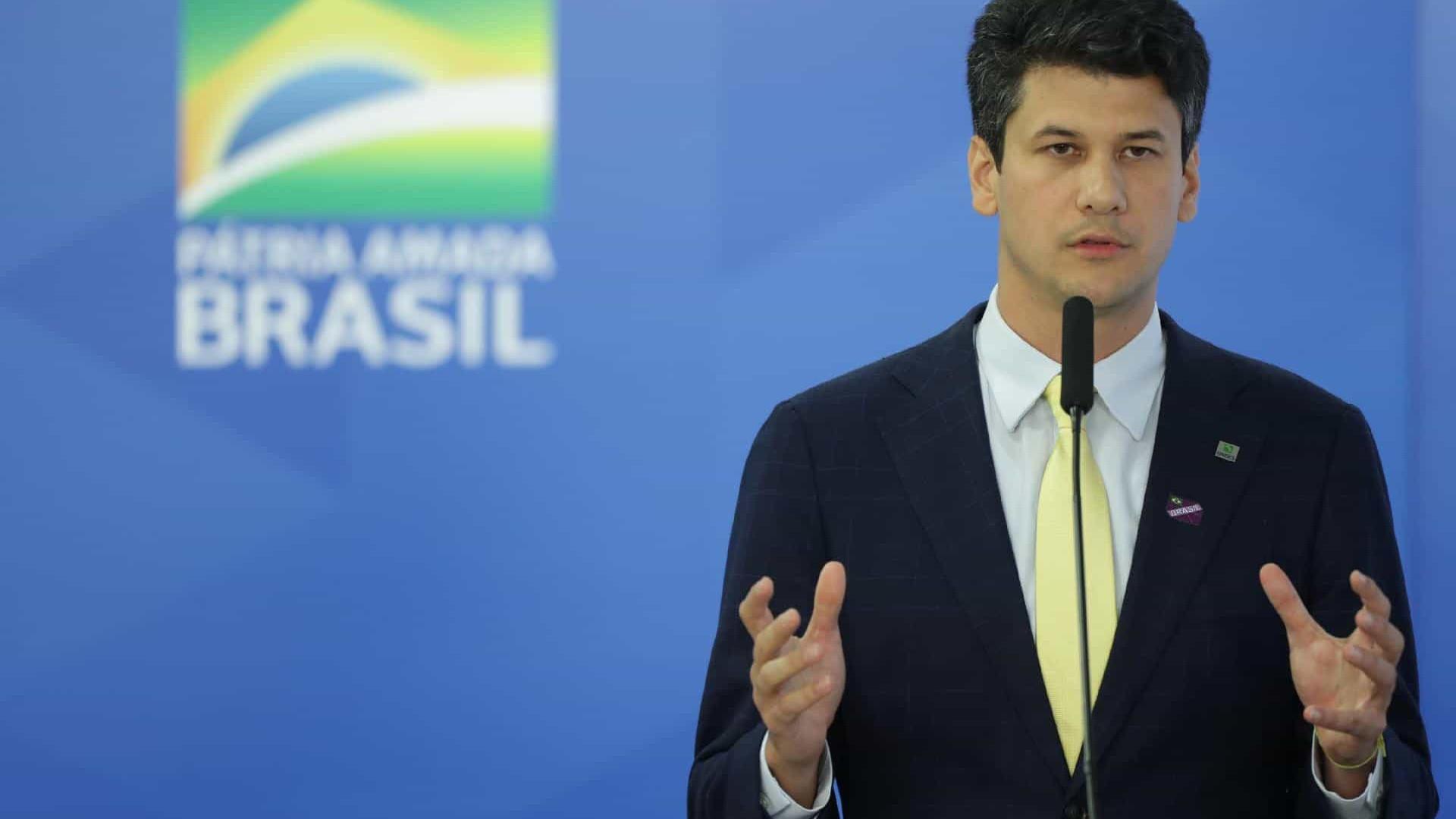Montezano diz que economia brasileira está em colapso