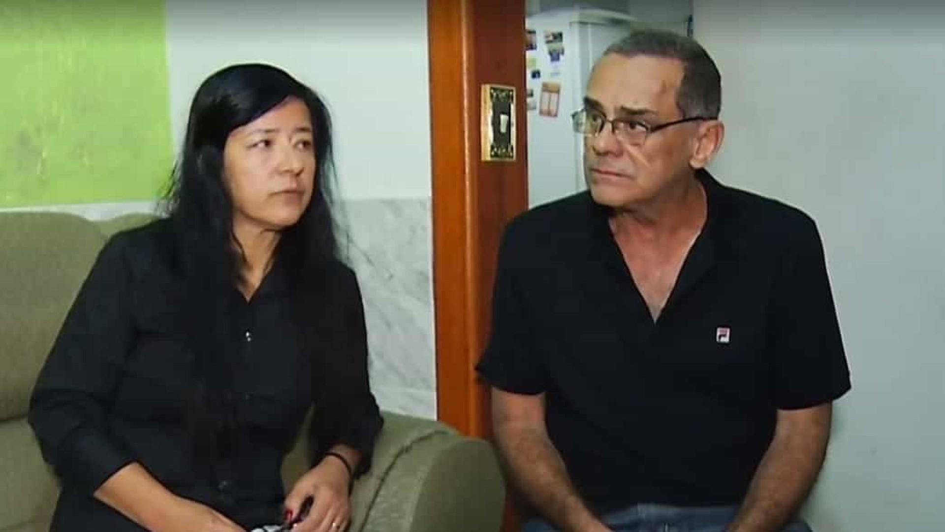 Mulher recebe rim do marido em pote após cobrar resultado de exame