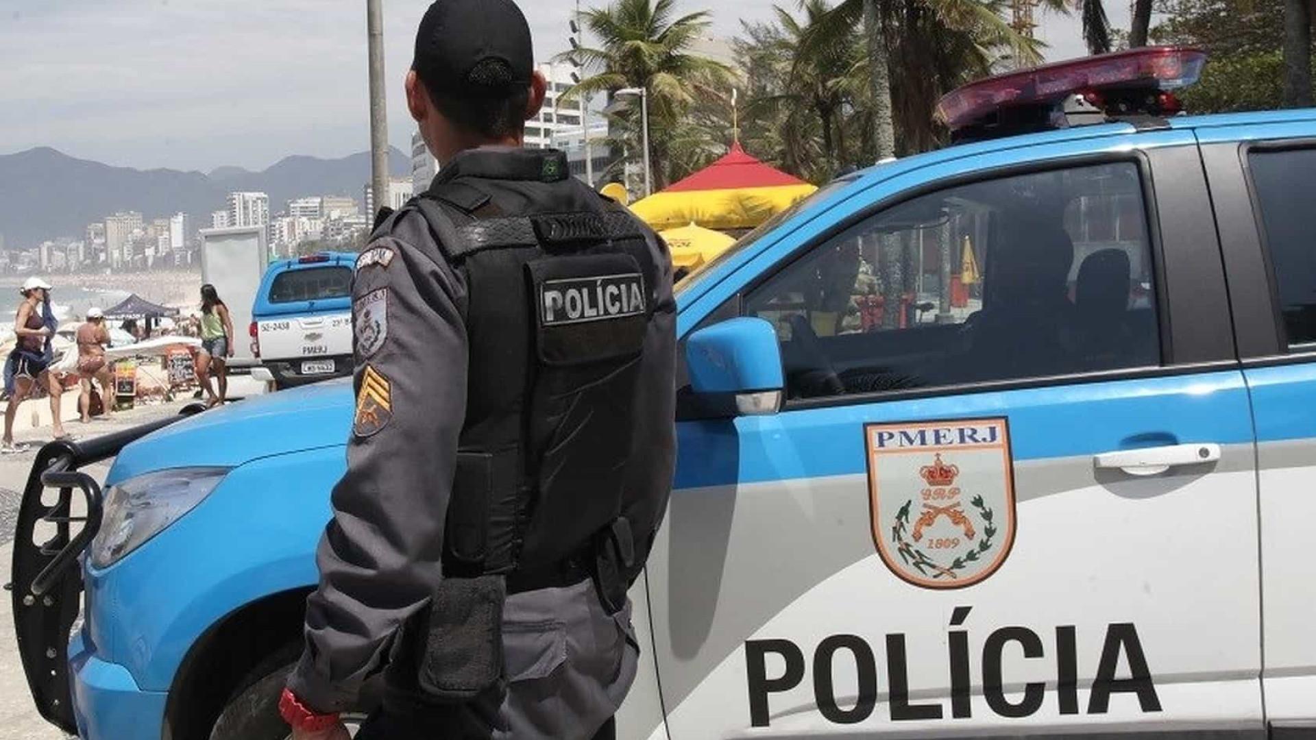 Polícia prende suspeitos que queriam invadir jogo do Flamengo