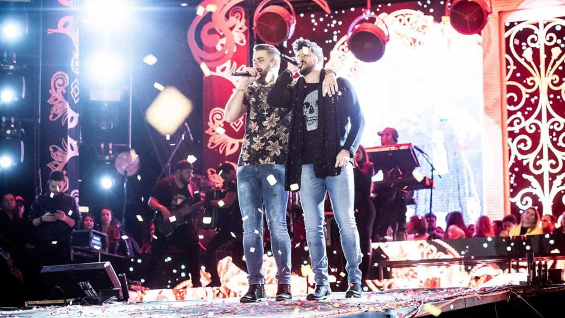 Zé Neto e Cristiano doam cachê de show para Hospital de São Paulo