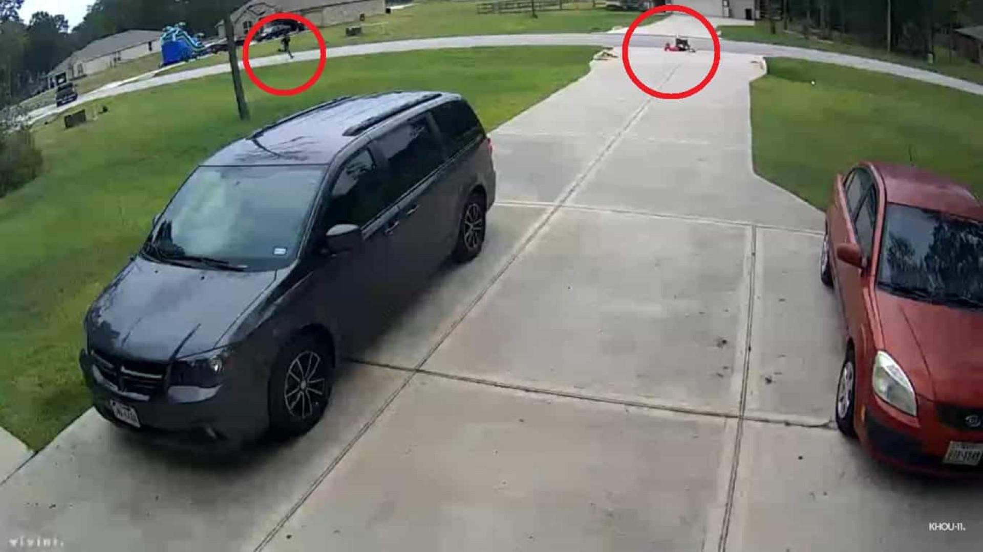 Jovem salva vizinho de 6 anos de ataque de pitbull em ato heróico