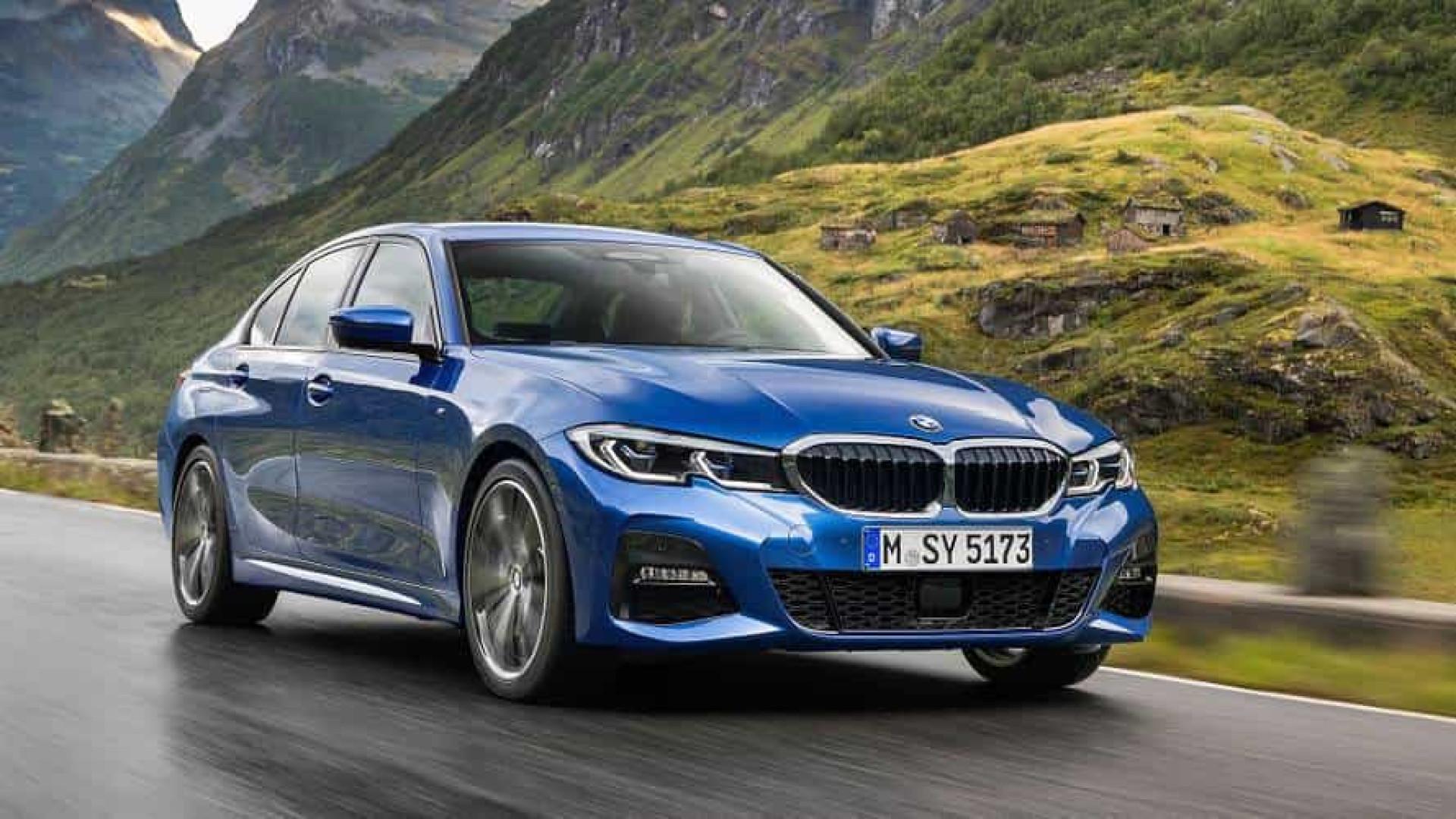 BMW faz pré-venda do Série 3 em aplicativo