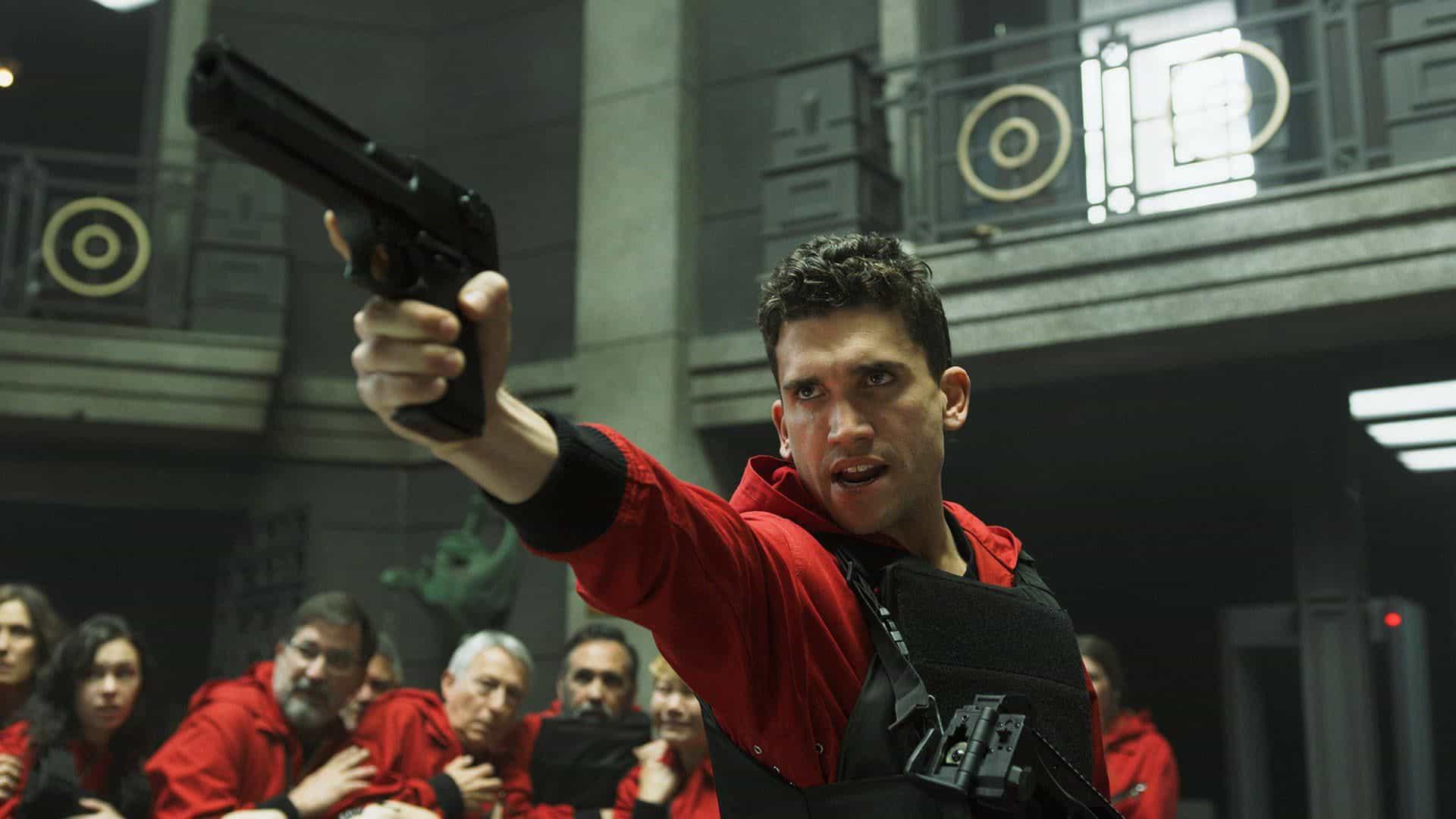Netflix garante mais duas temporadas de 'La Casa de Papel'