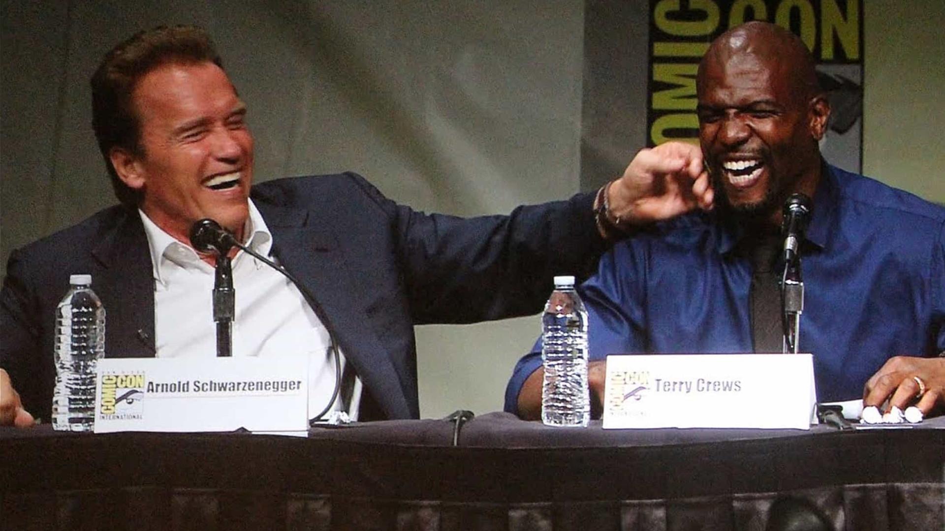 30 de julho: aniversário dos astros Arnold Schwarzenegger e Terry Crews