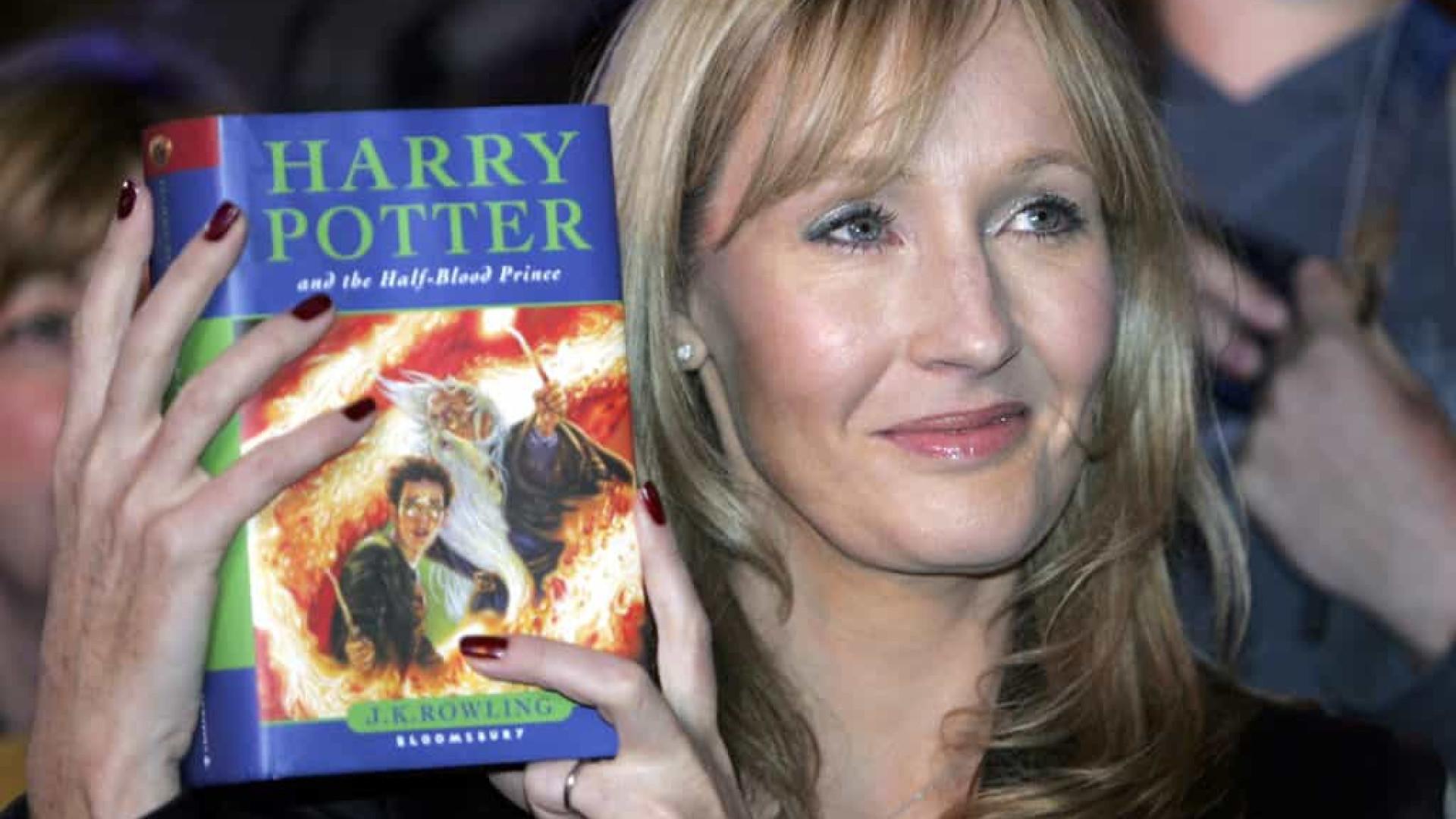 31 de julho: aniversário de J. K. Rowling, criadora de Harry Potter