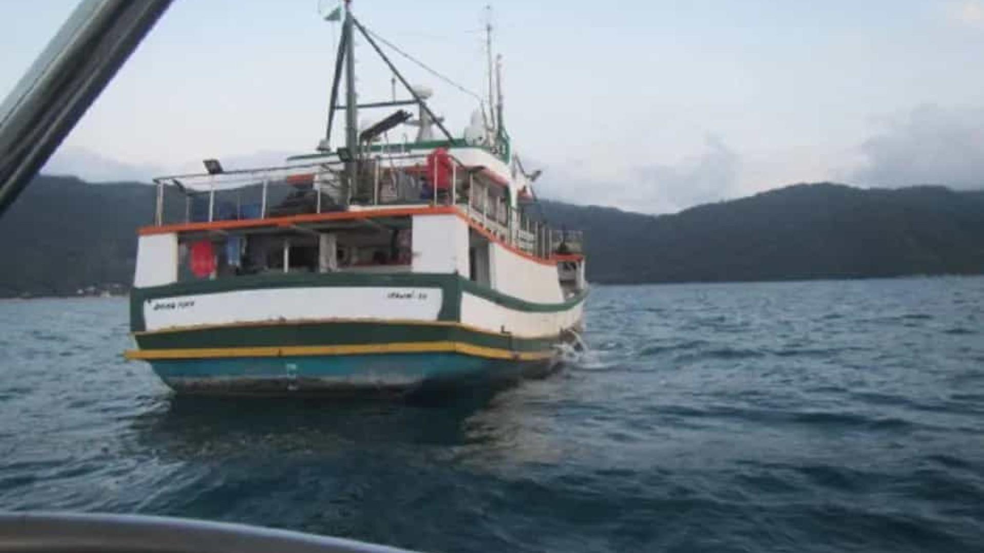 Ibama autua barco de família de secretário da pesca