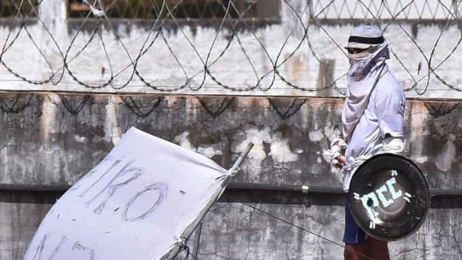 Membros do PCC são presos após fuga de presídio
