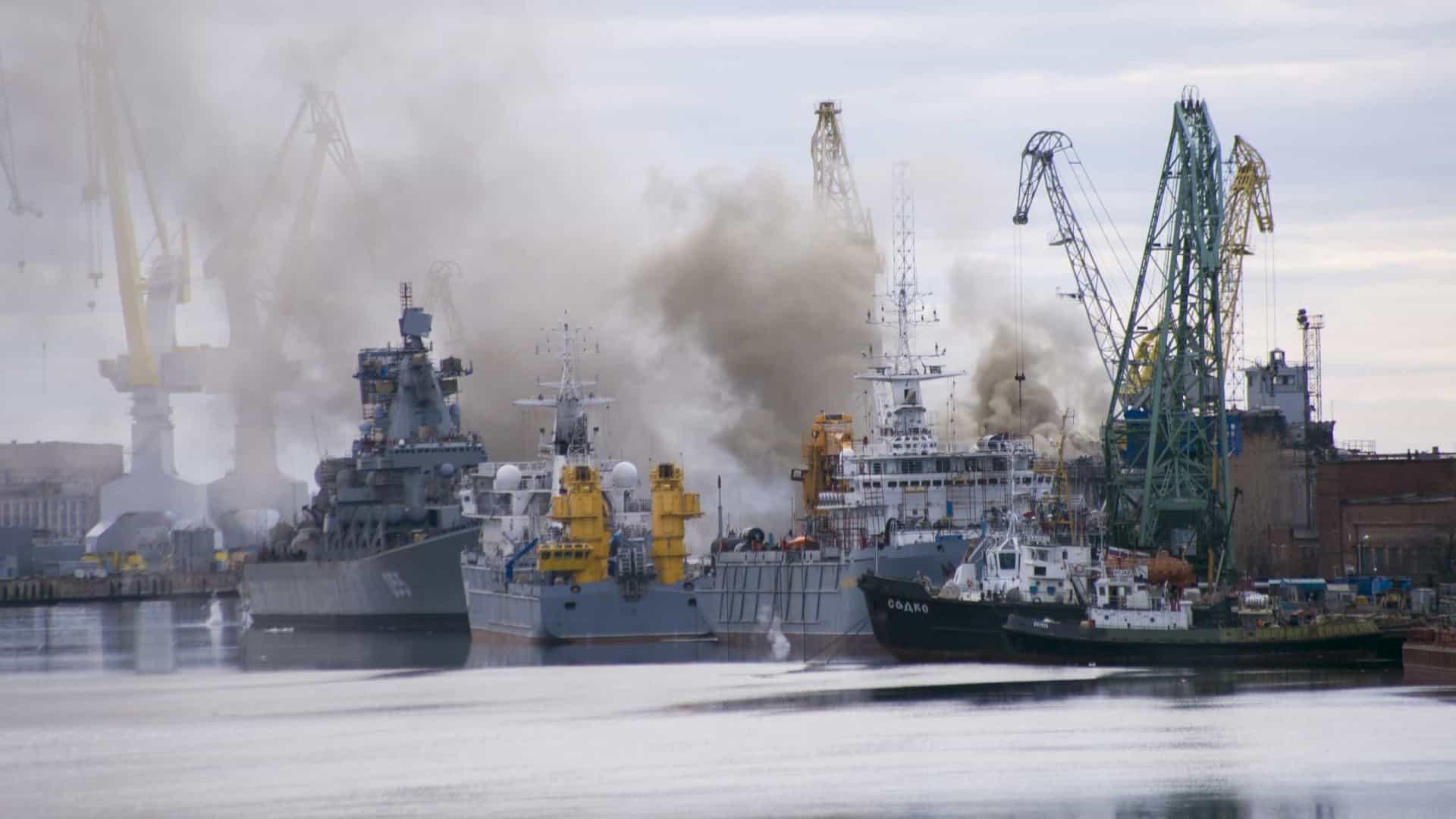 Explosão em base russa eleva aumento de radioatividade