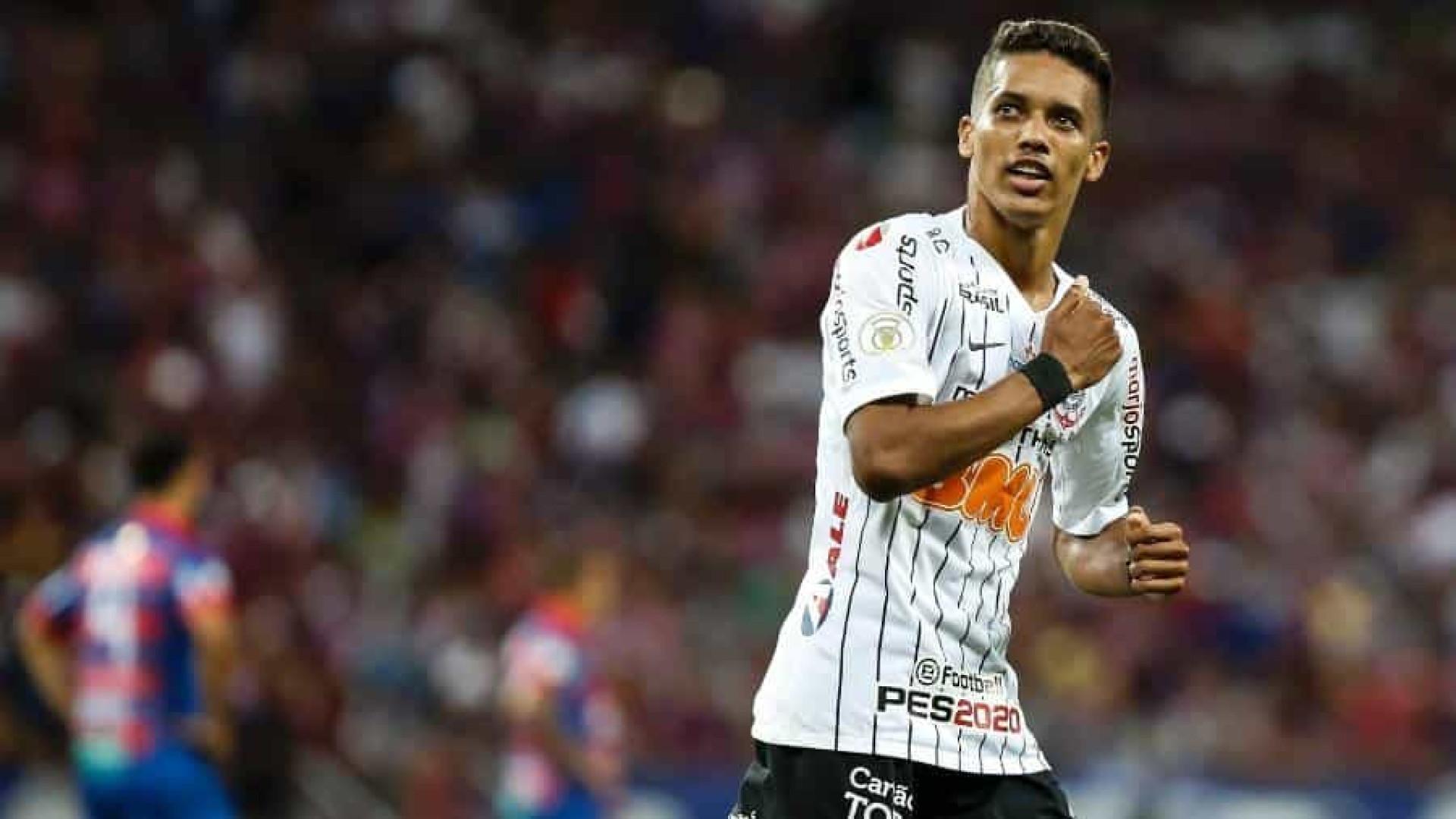 Pedrinho não discute renovação mesmo com sondagens ao Corinthians