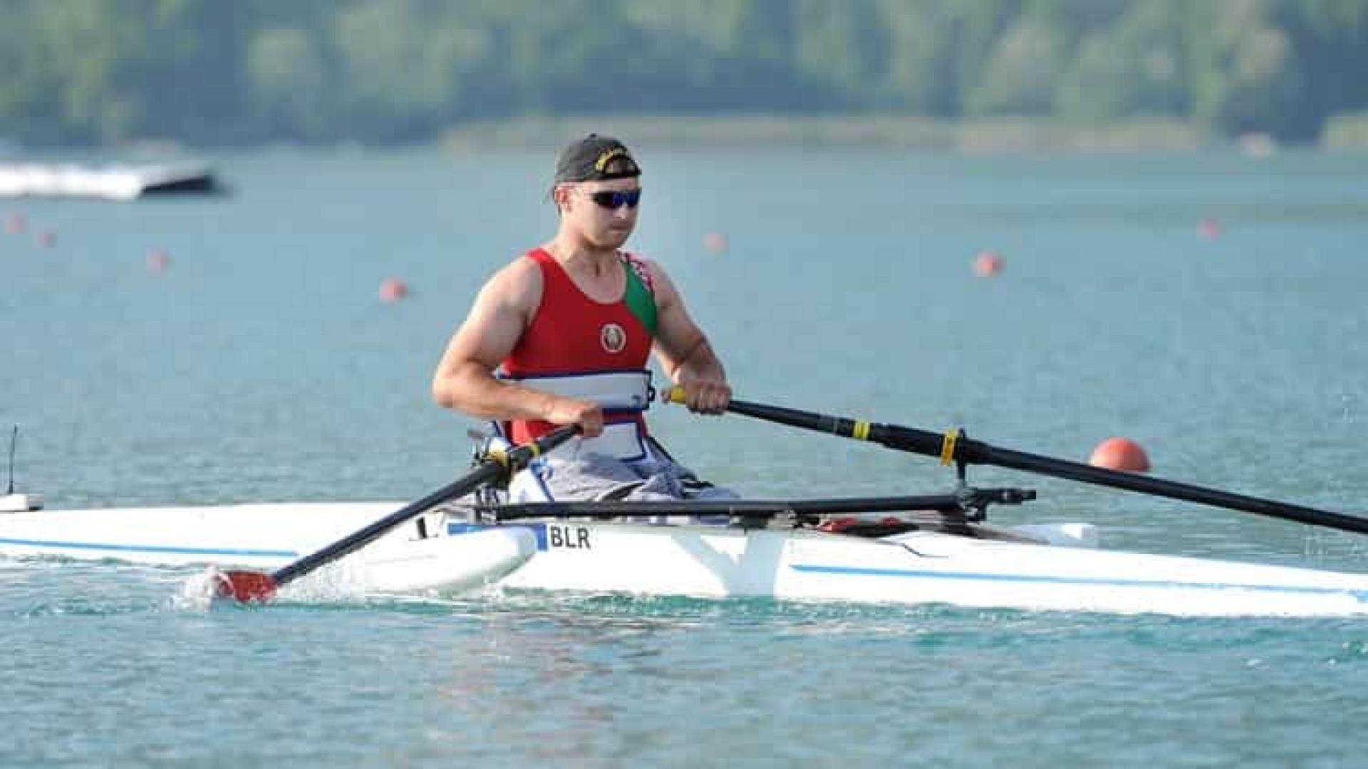 Para-remador morre após barco virar em treino para o Mundial