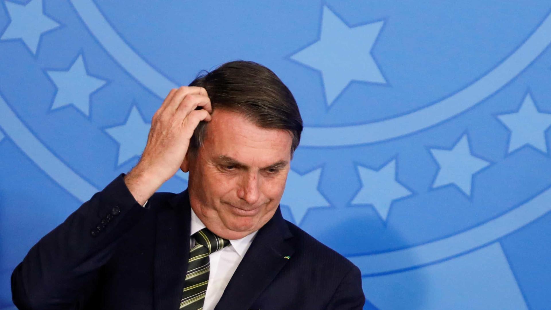 França acusa Bolsonaro de mentir