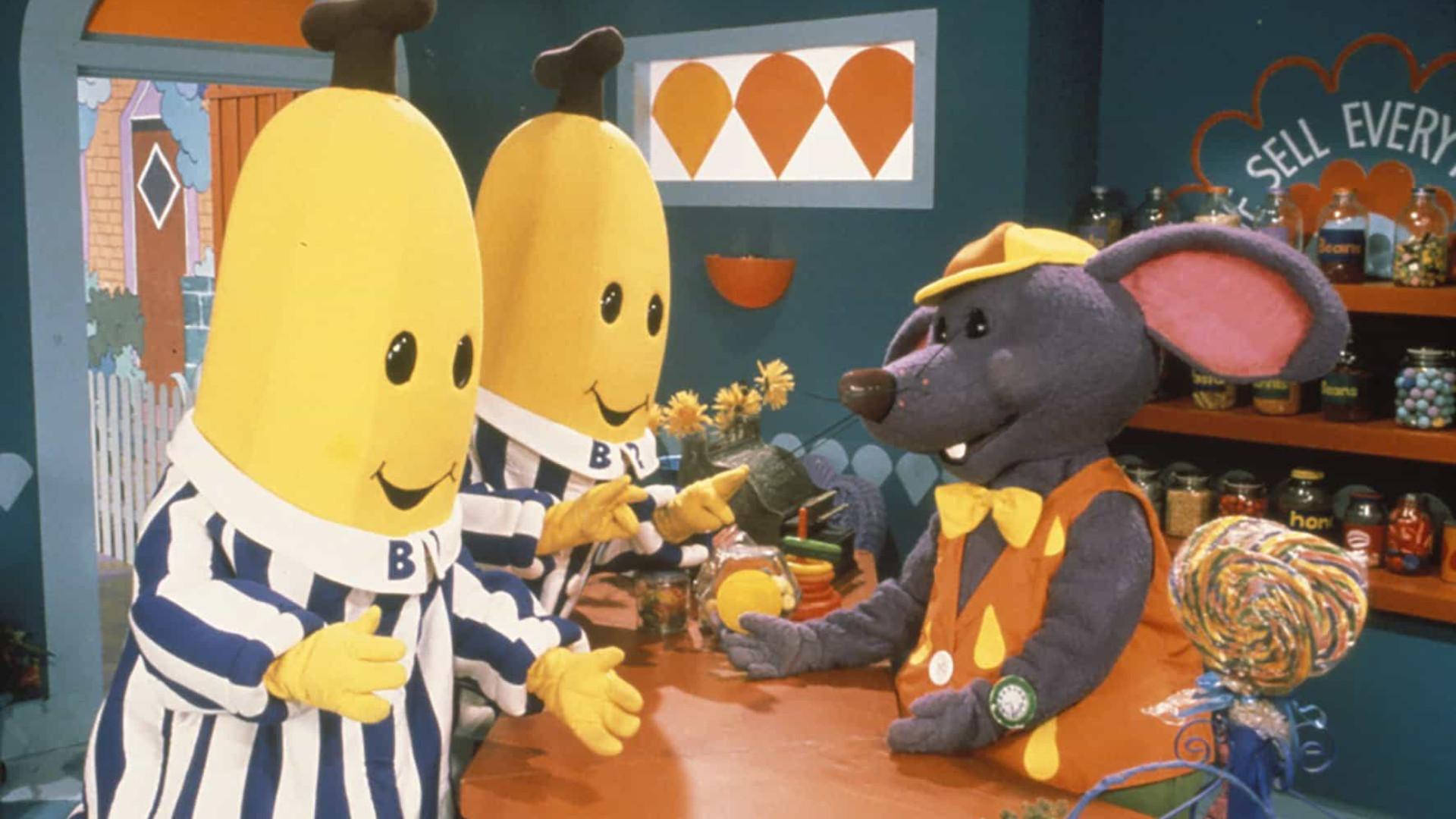 """Atores fazem revelação sobre 'Bananas de Pijama': """"Um casal gay"""""""