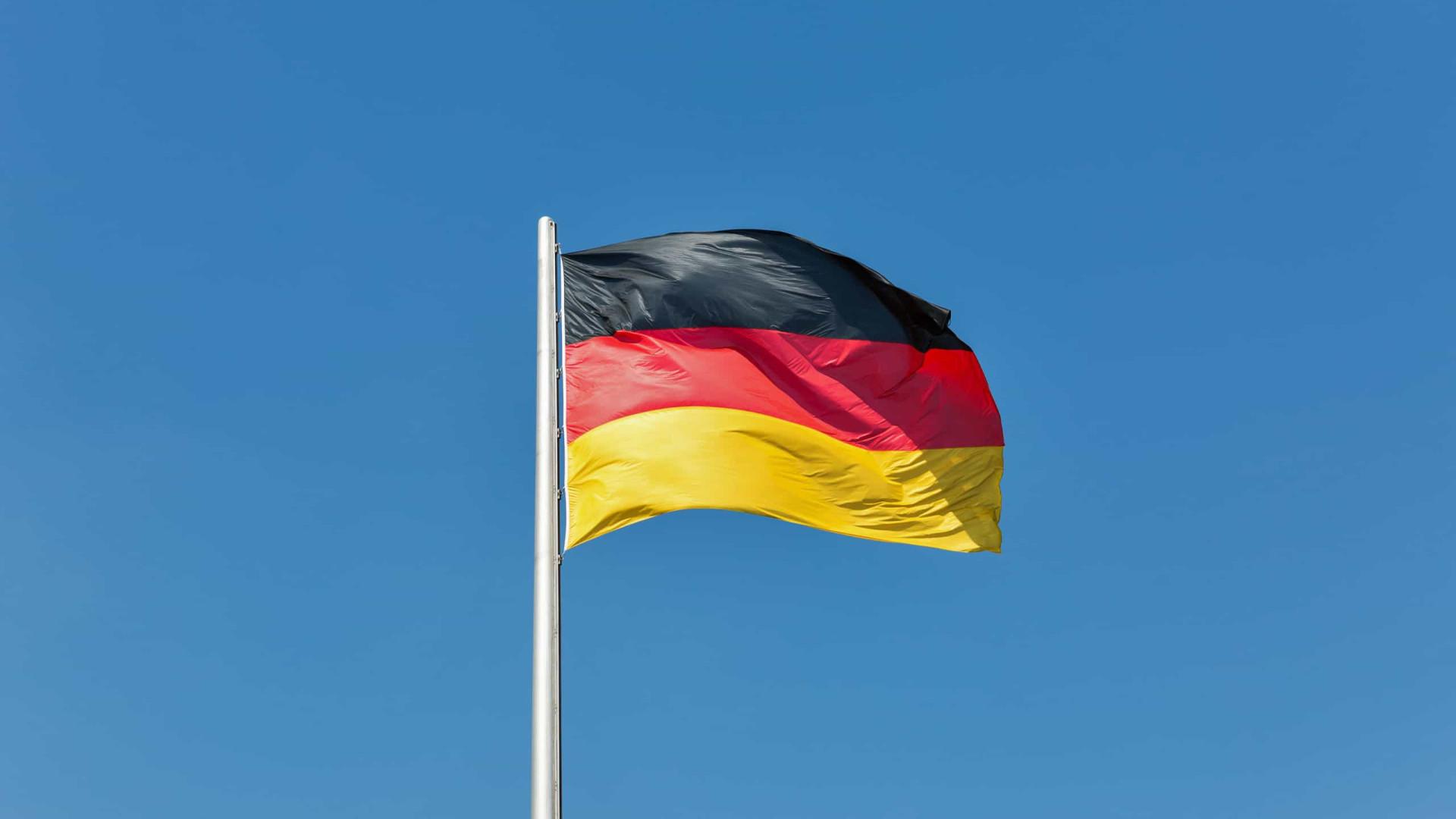 Descoberta de alegada bomba da II Guerra na Alemanha