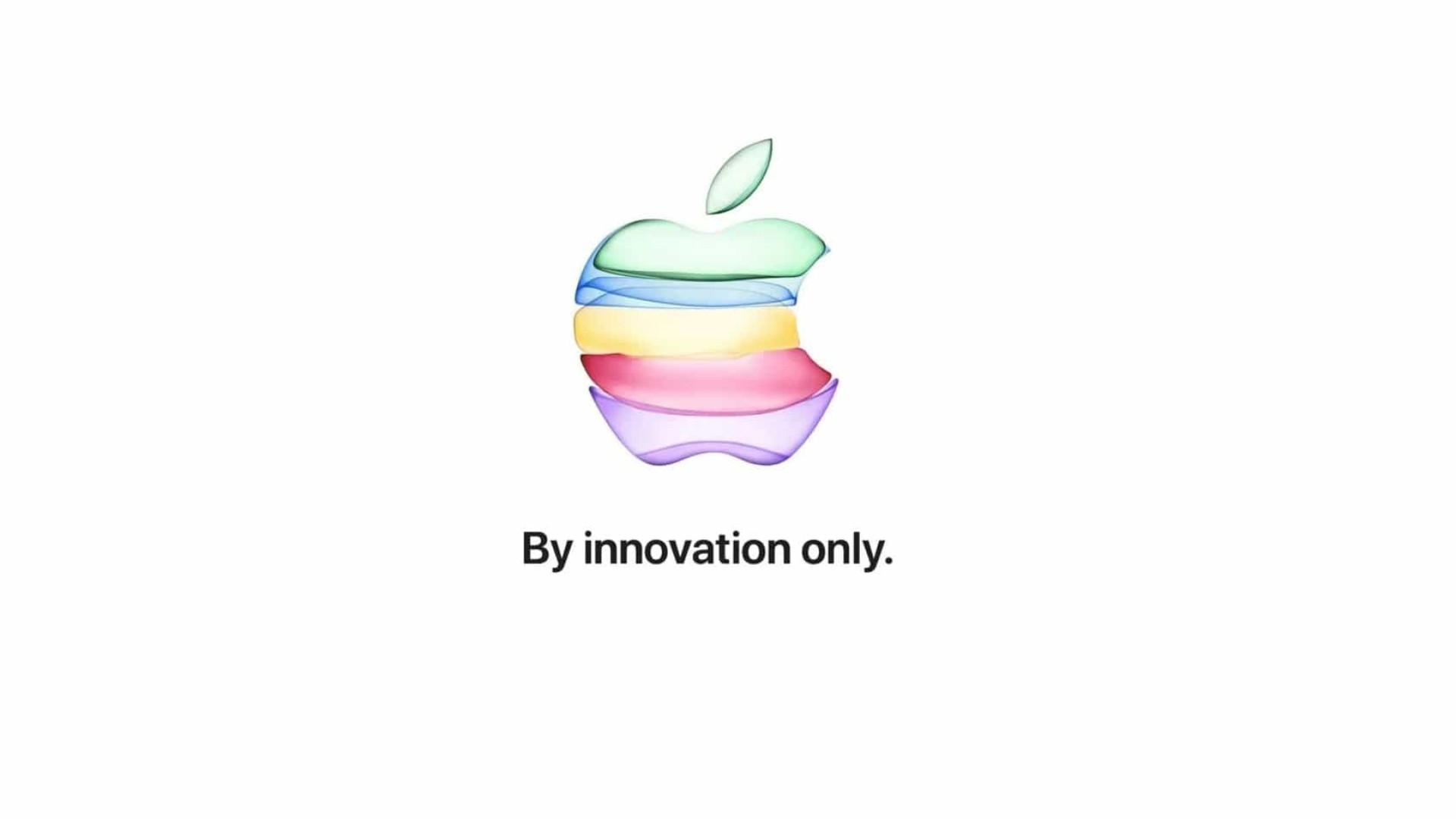 Apresentação dos novos iPhones já tem data marcada