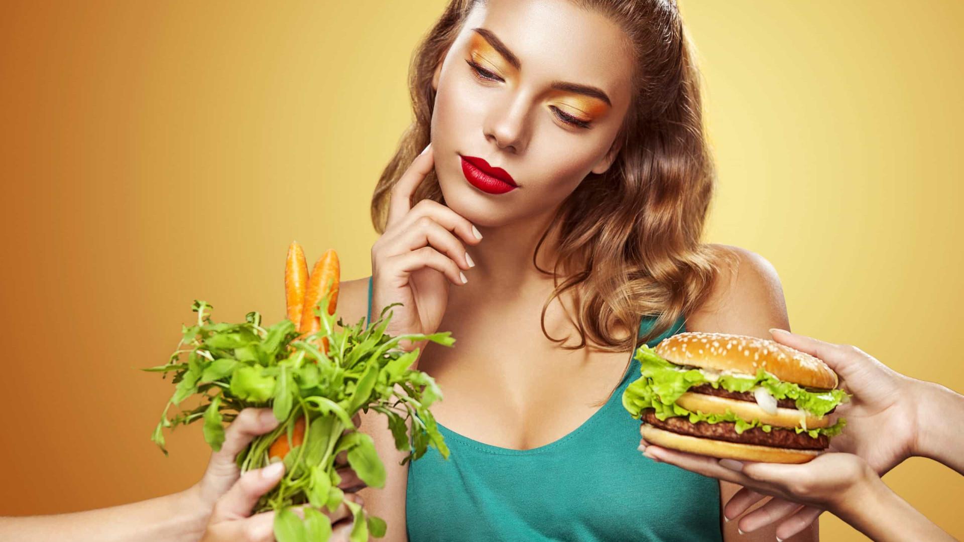 Vegetarianos vs. carnívoros: quem vive mais tempo?