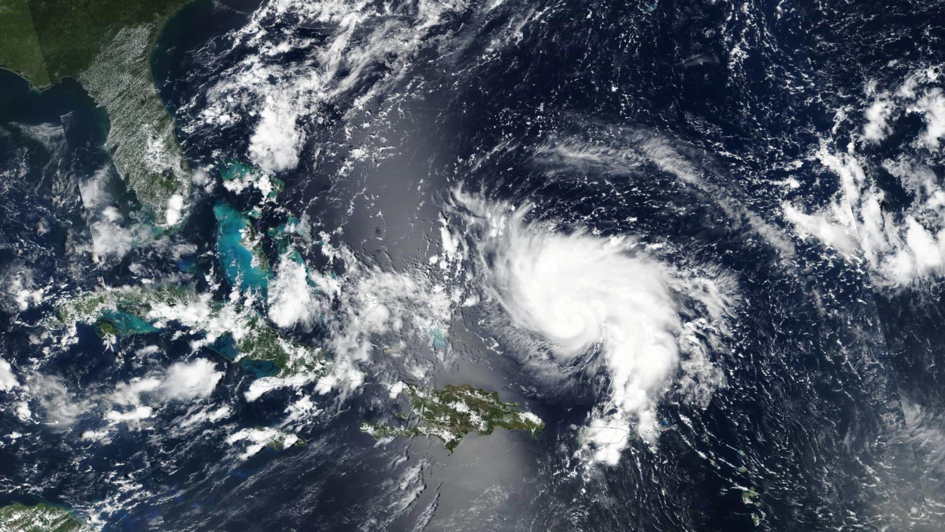 Furacão Dorian deixa ao menos 50 mortos nas Bahamas