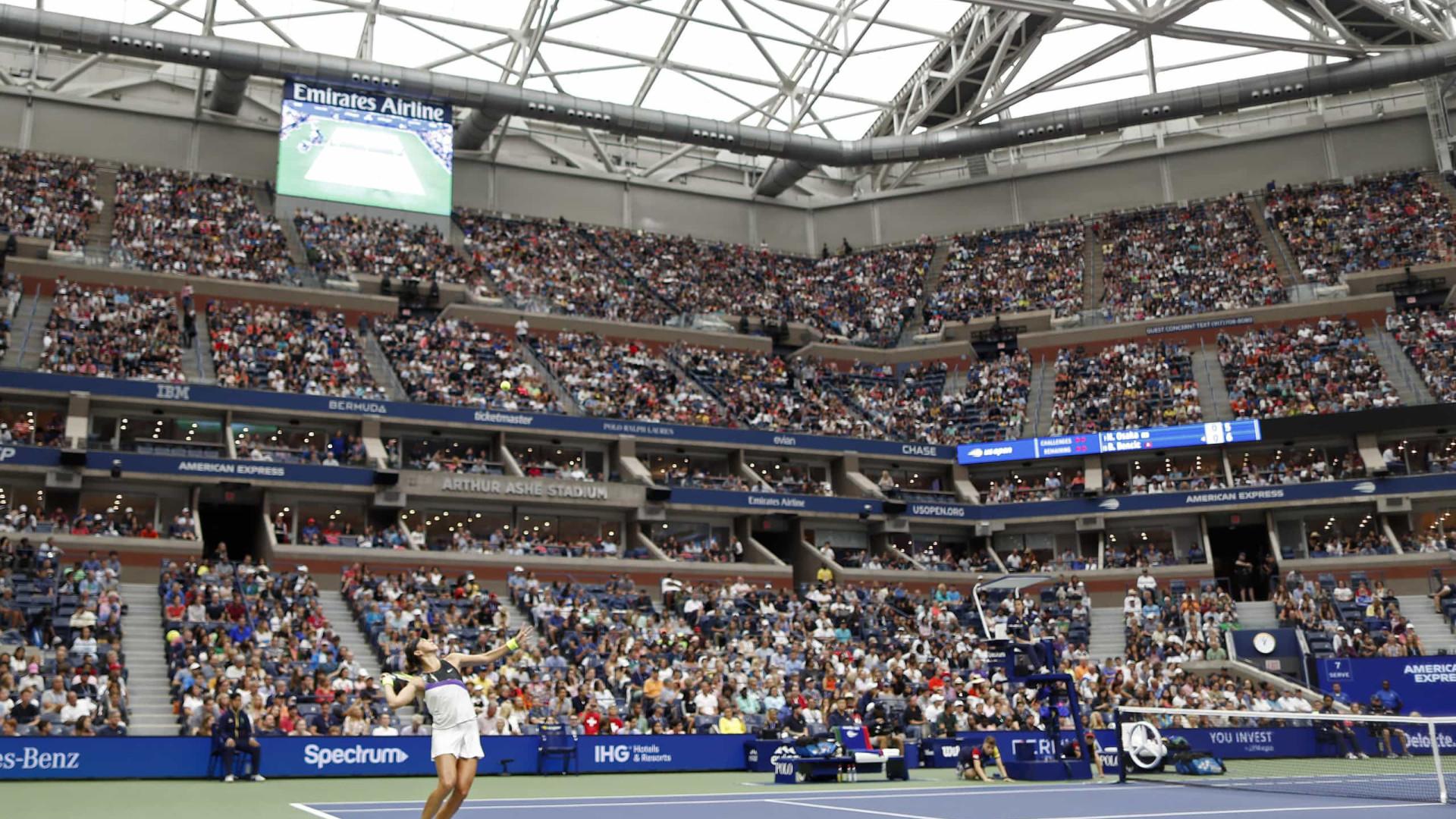 Osaka é derrotada por Bencic e cai nas oitavas do US Open