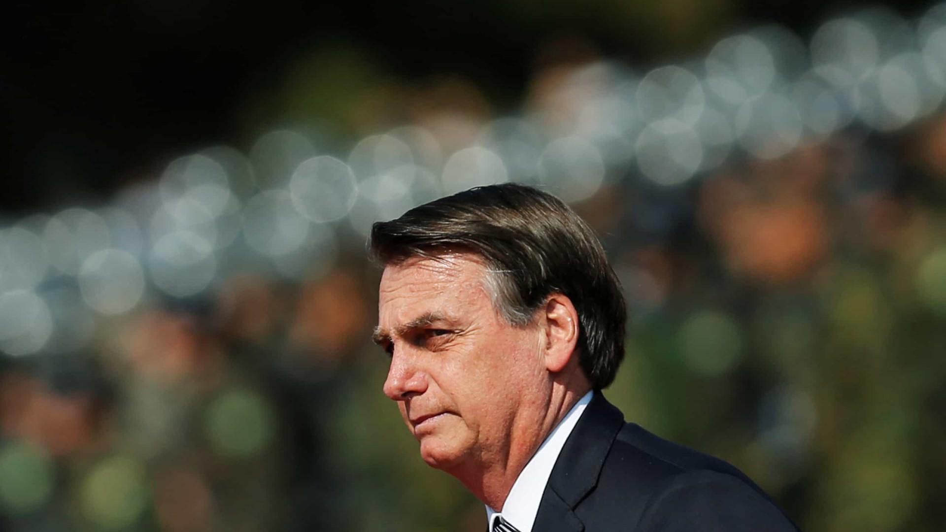 Bolsonaro participa de lançamento da Semana do Brasil
