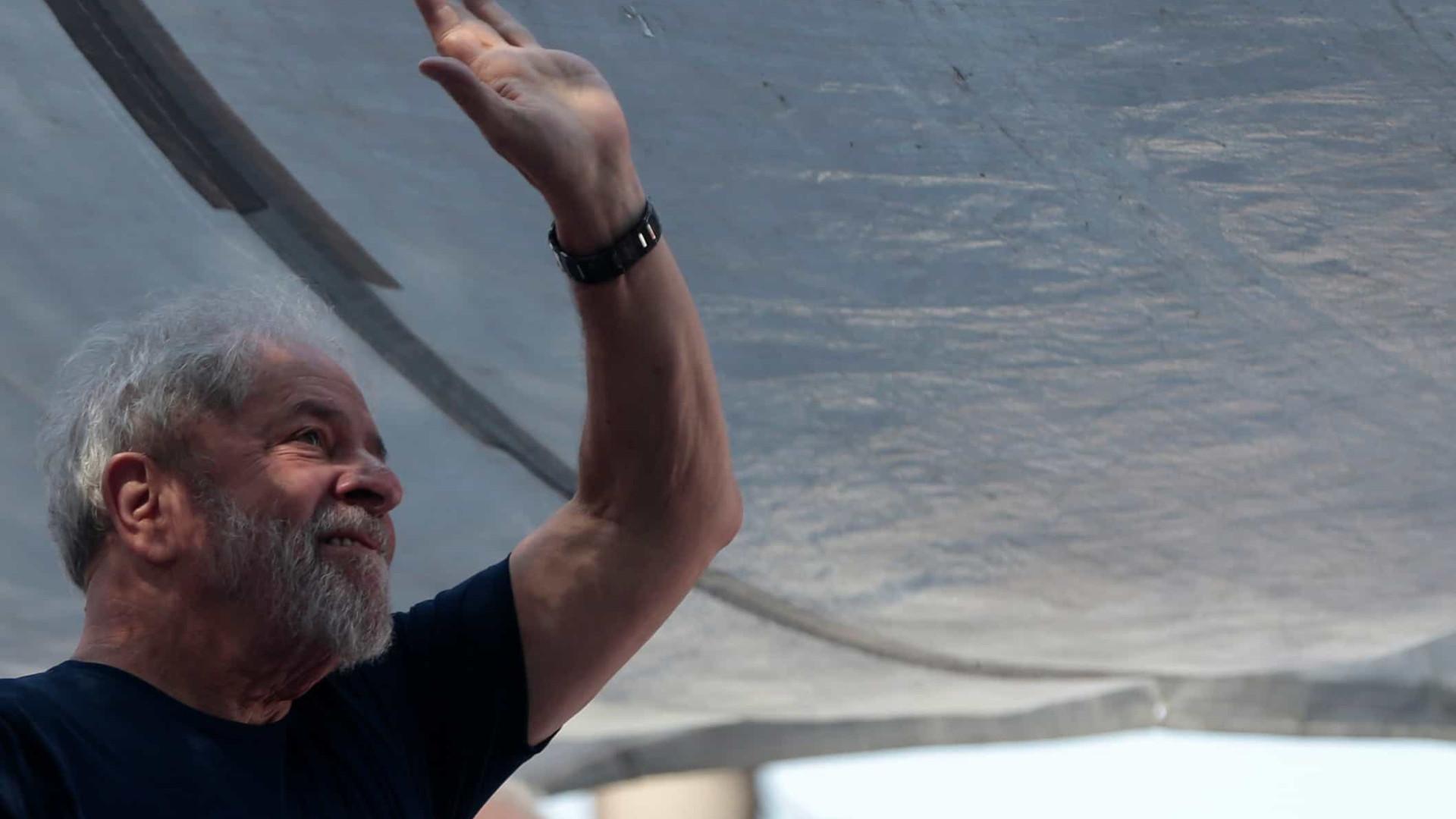 PF não prepara esquema especial para Lula livre