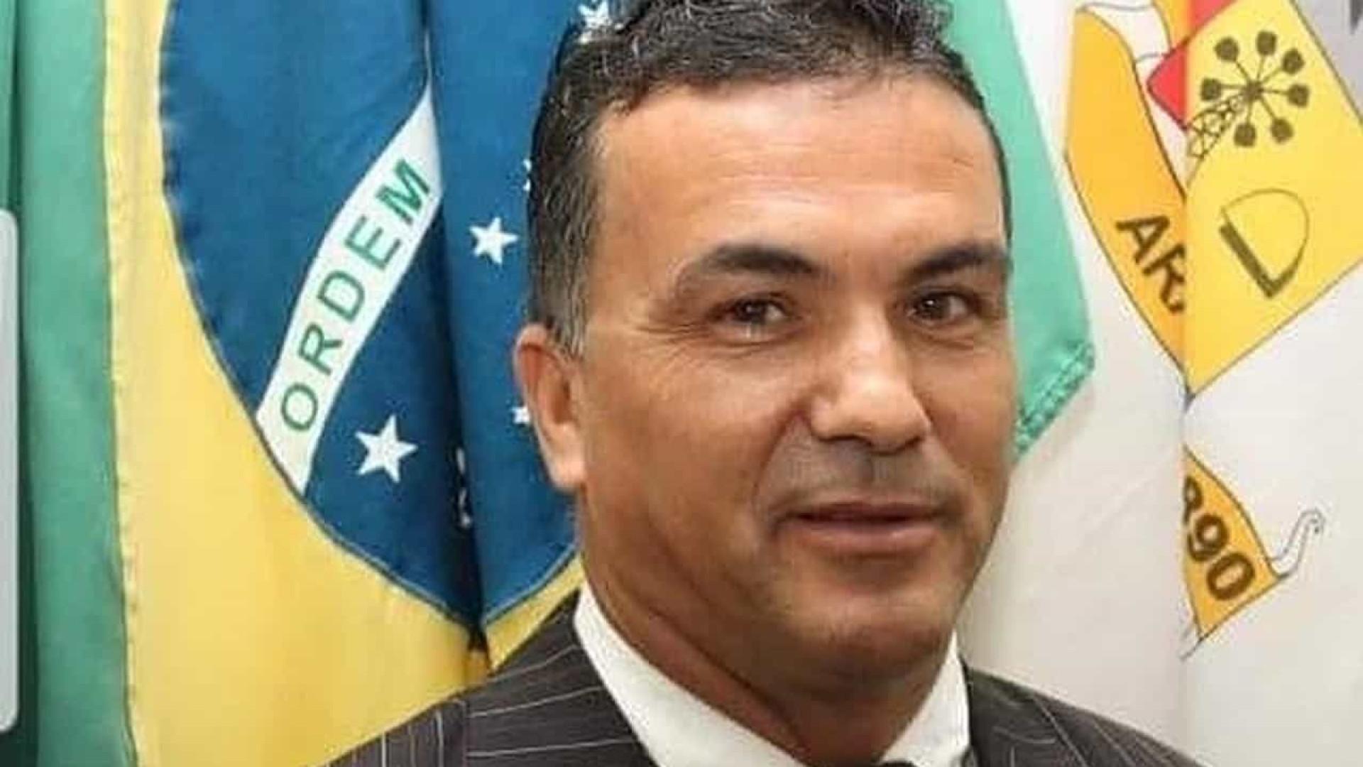 Vereador de Araruama, no Rio de Janeiro, é morto a tiros