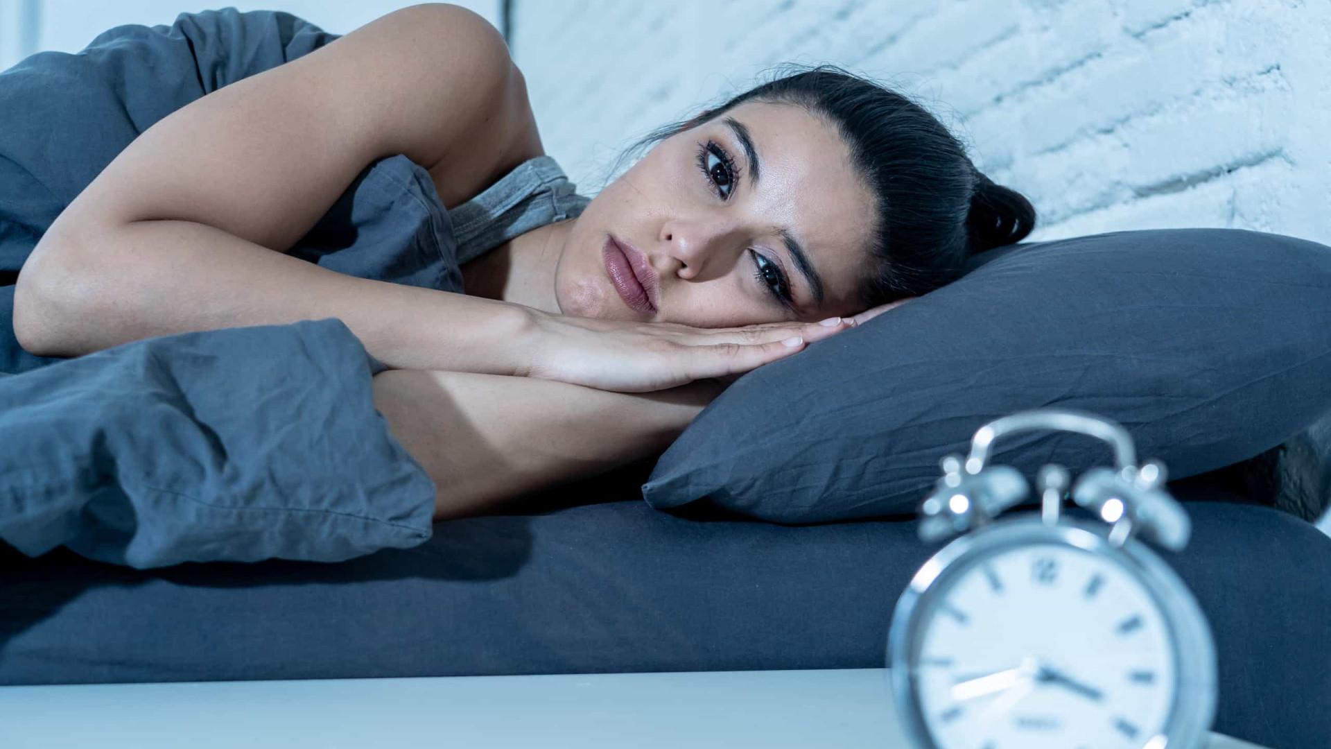 Cinco coisas para jamais  fazer antes de dormir