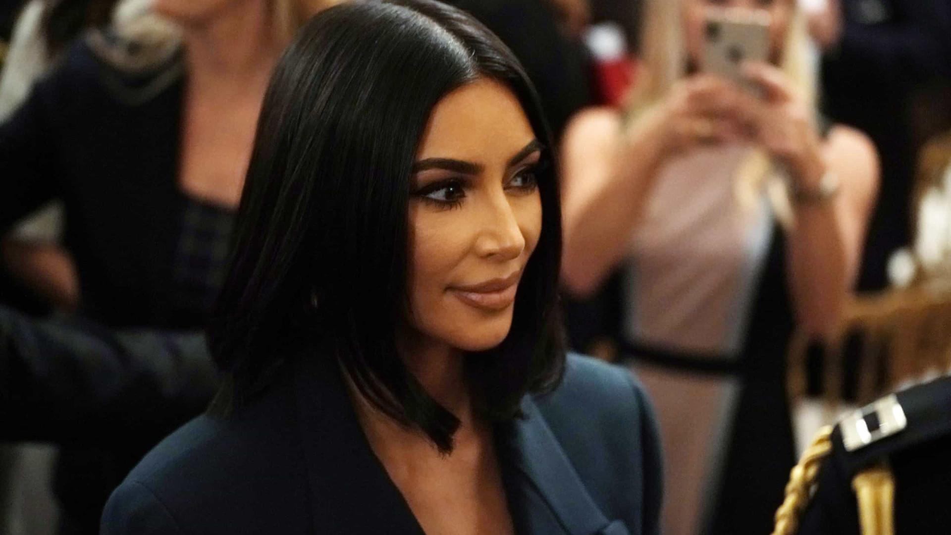 Kim Kardashian se desespera ao receber diagnóstico de Lúpus