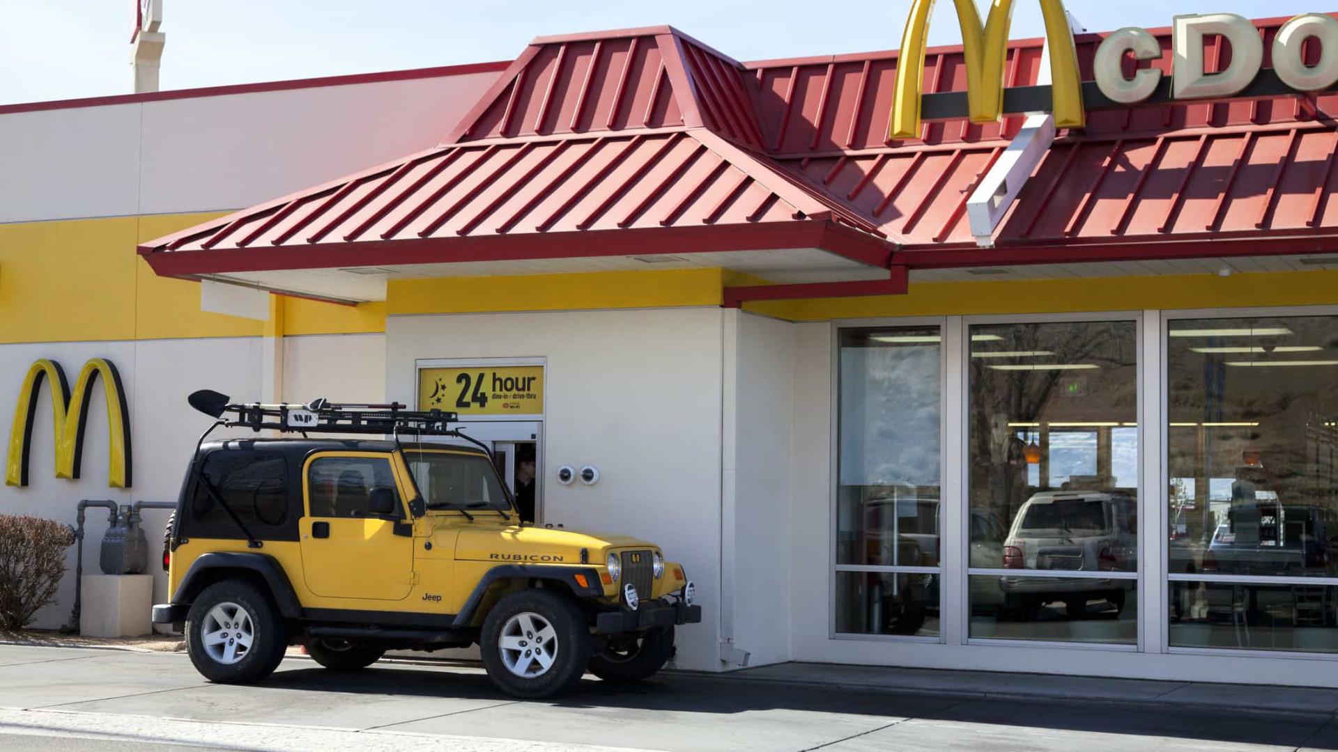 McDonald's planeja integrar tecnologia de voz e Inteligência Artificial