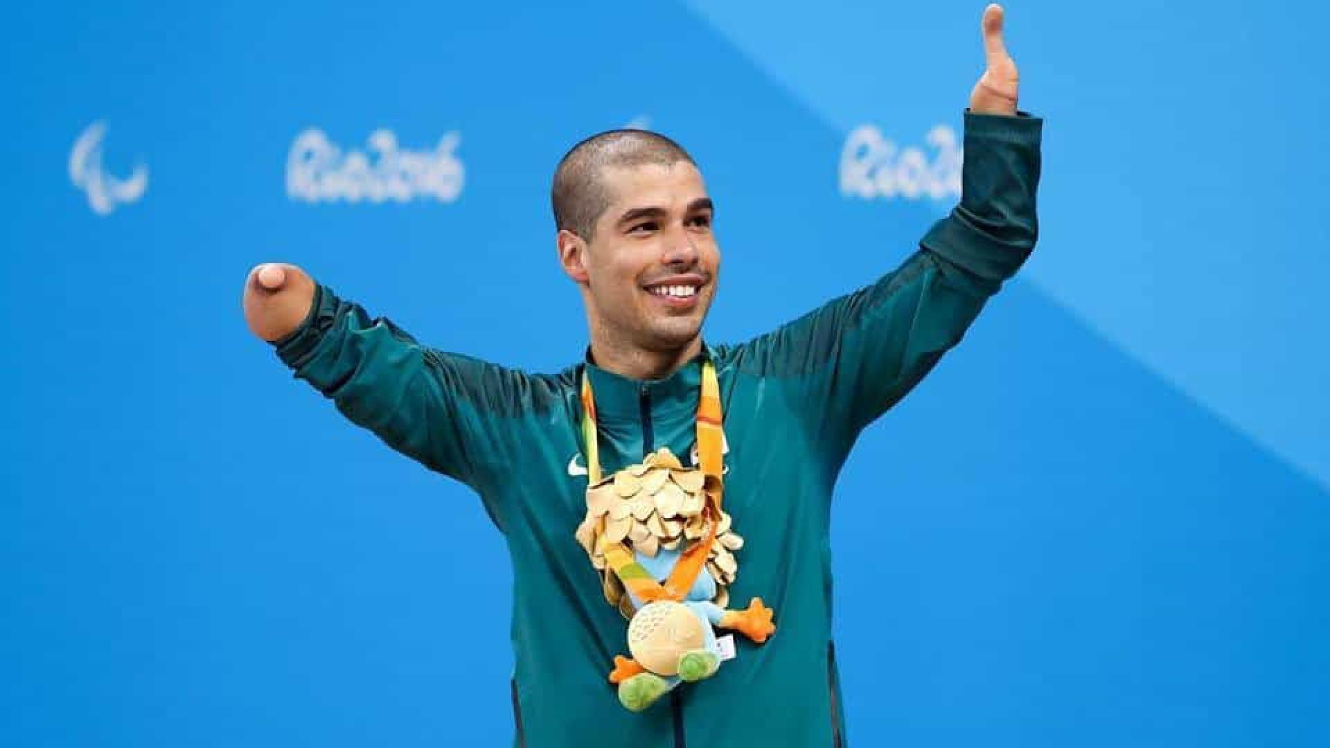 Brasil tem chances de novas medalhas no Mundial de Natação Paralímpica