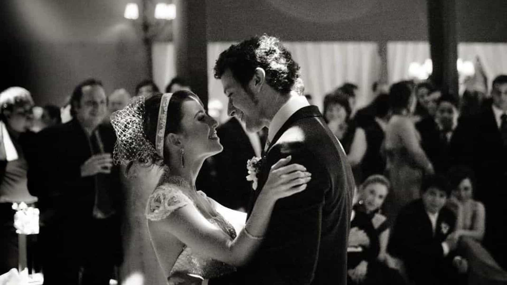 Sandy e Lucas comemoram onze anos de casados