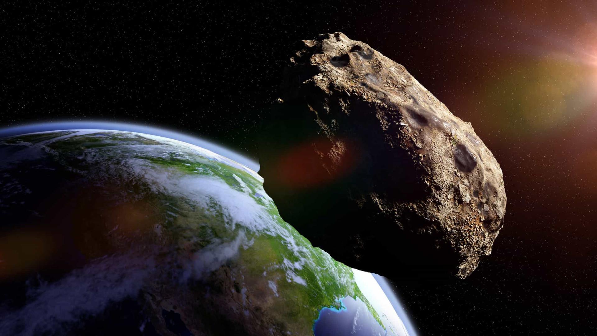Asteroide passará pela Terra na próxima semana