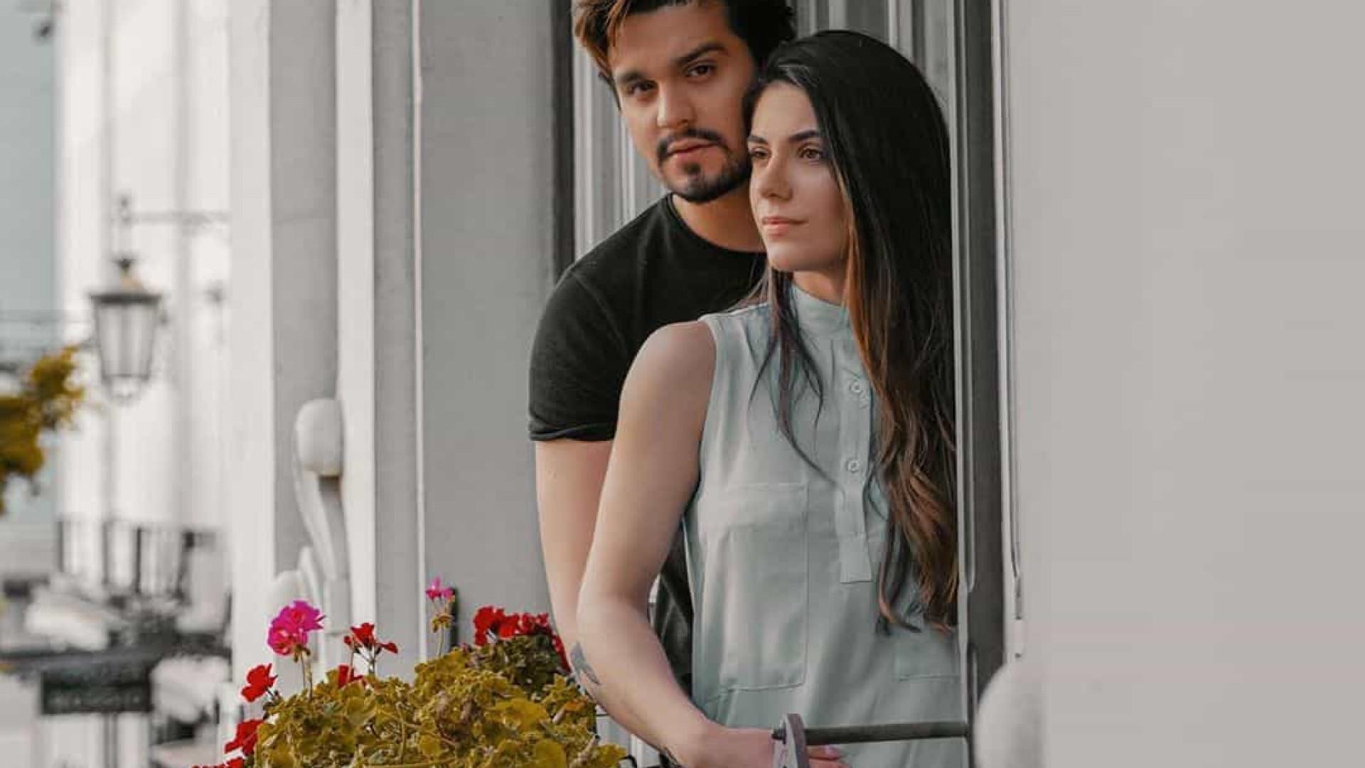 Cantor Luan Santana e Jade Magalhães terminam noivado