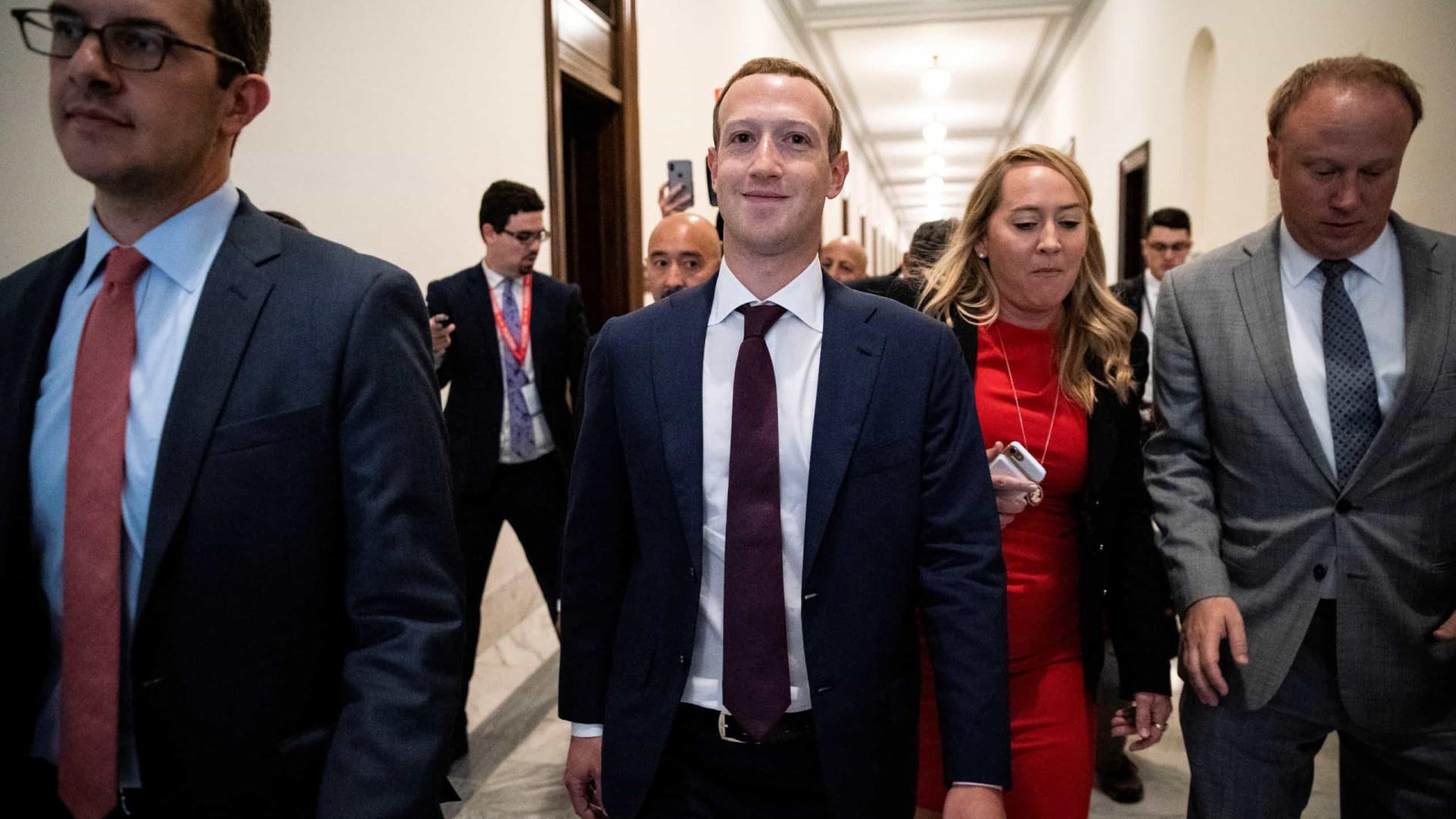 Zuckerberg recusa proposta de vender WhatsApp e Instagram