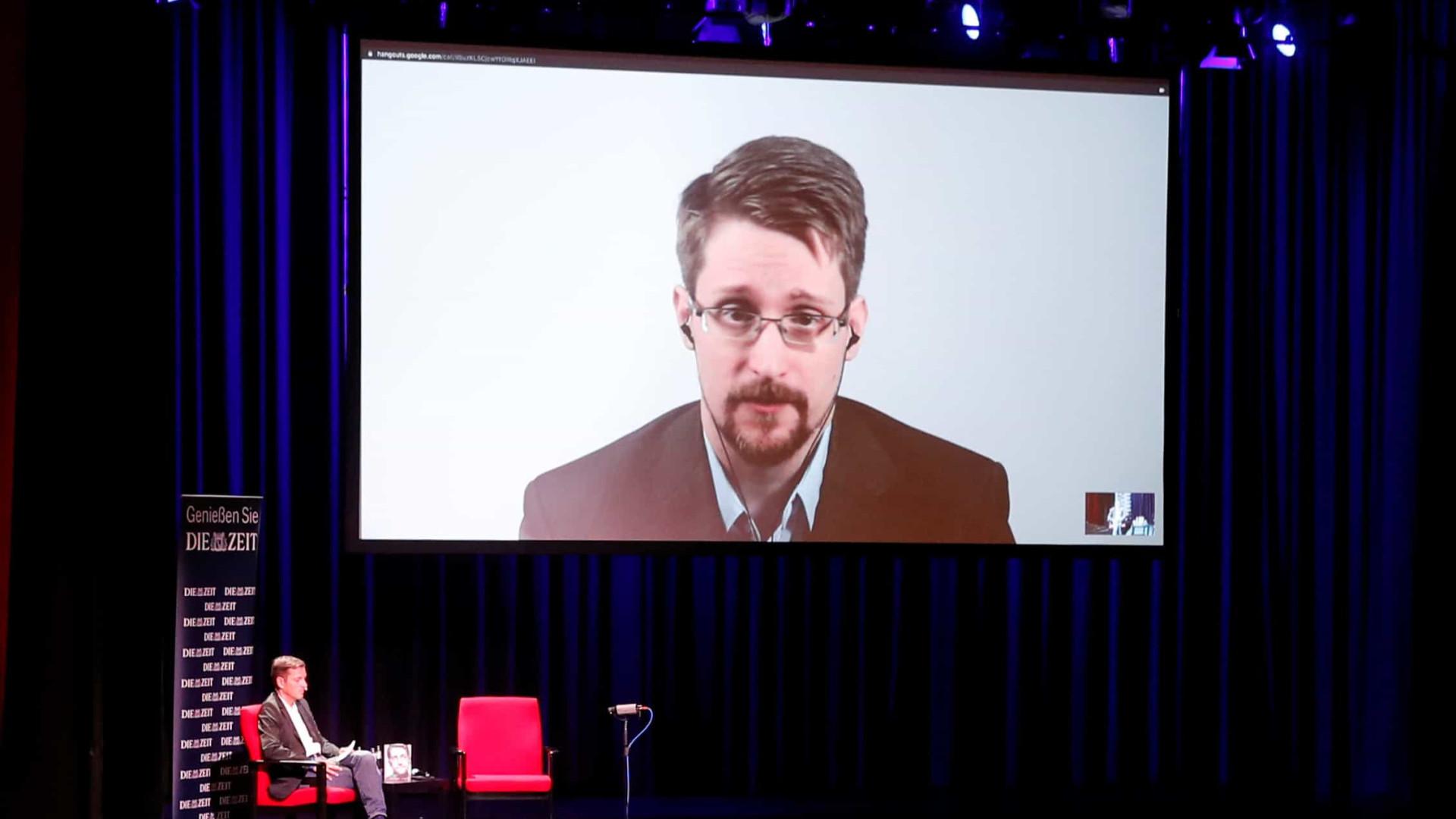 Snowden defende divulgação de mensagens da Lava Jato pelo Intercept