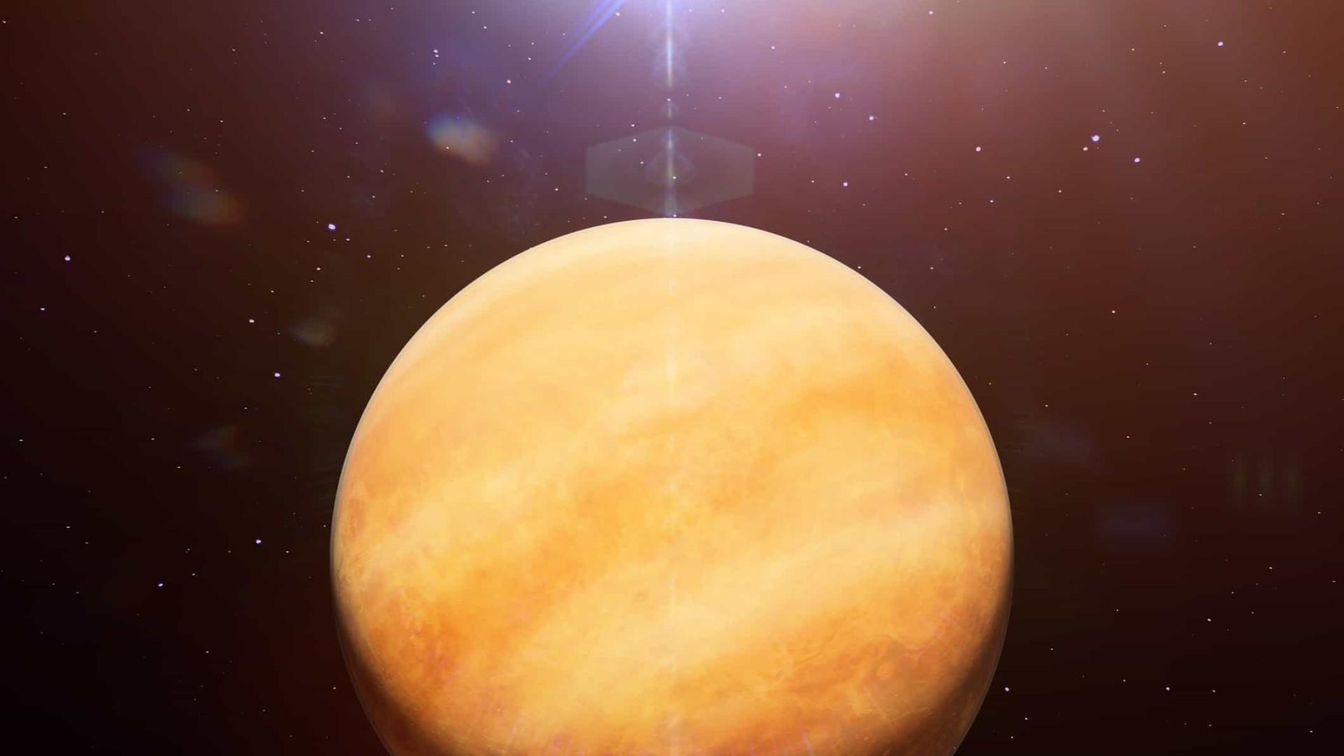 Vênus pode ter sido habitável com clima semelhante ao da Terra