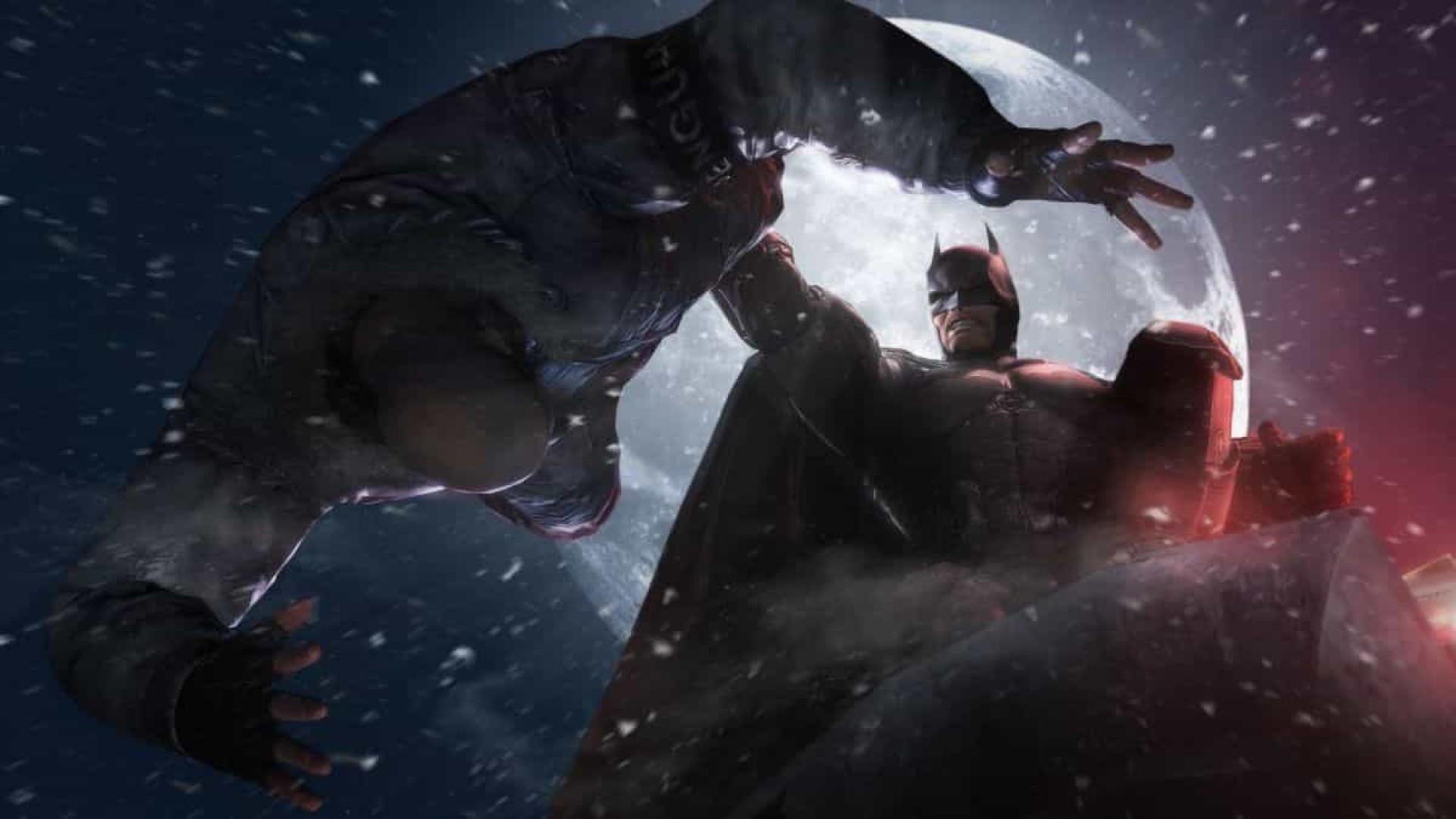 Um novo jogo do Batman pode estar a caminho