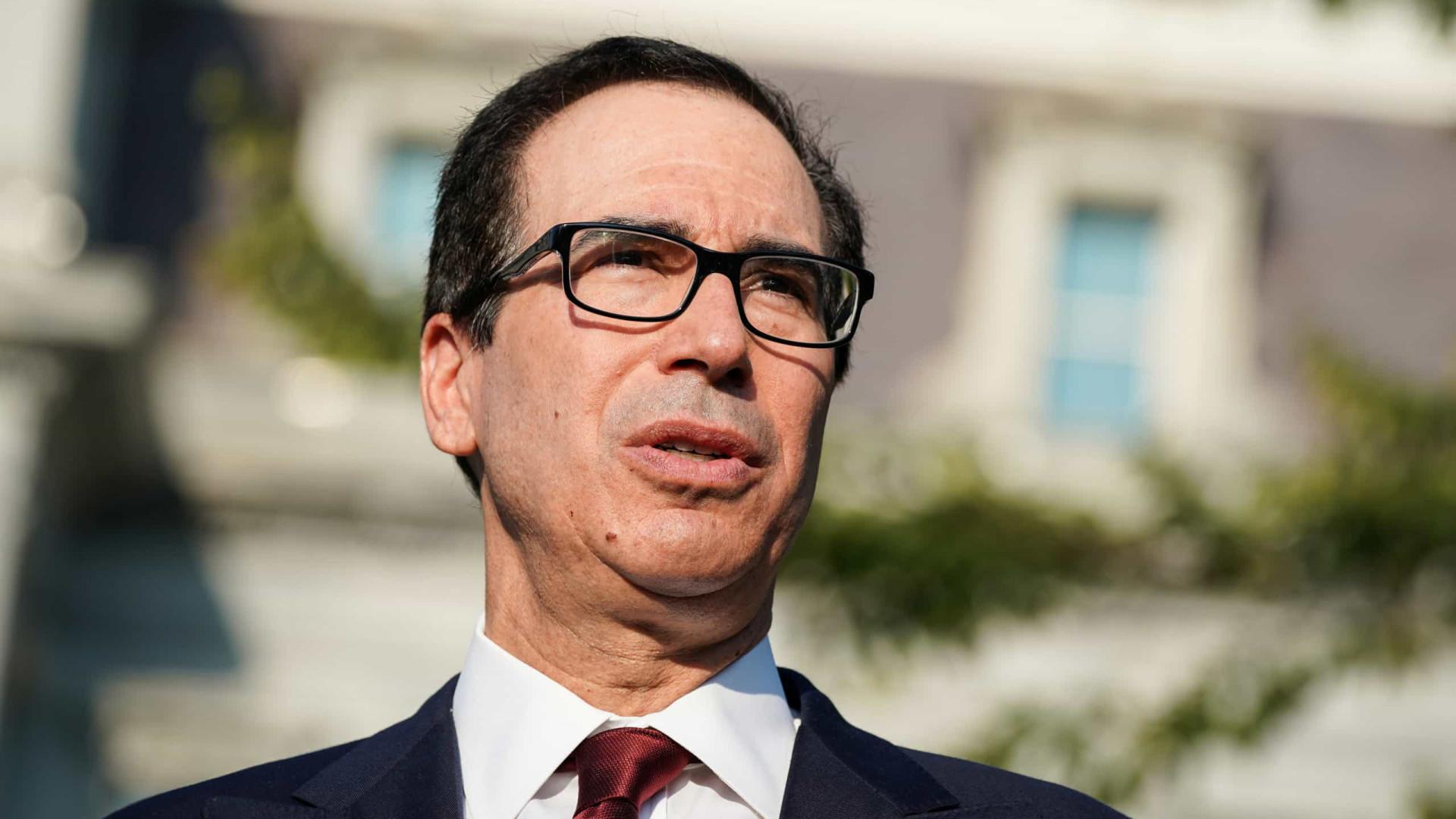 Negociações dos EUA com a China serão retomadas em duas semanas