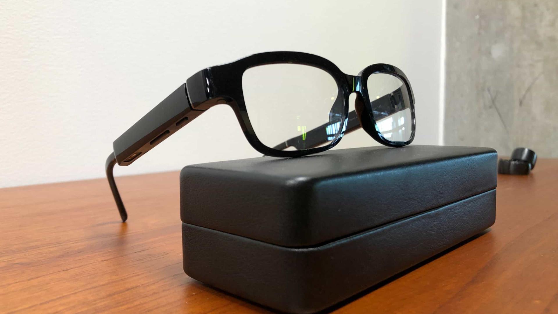 Óculos da Amazon estão equipados com a assistente Alexa
