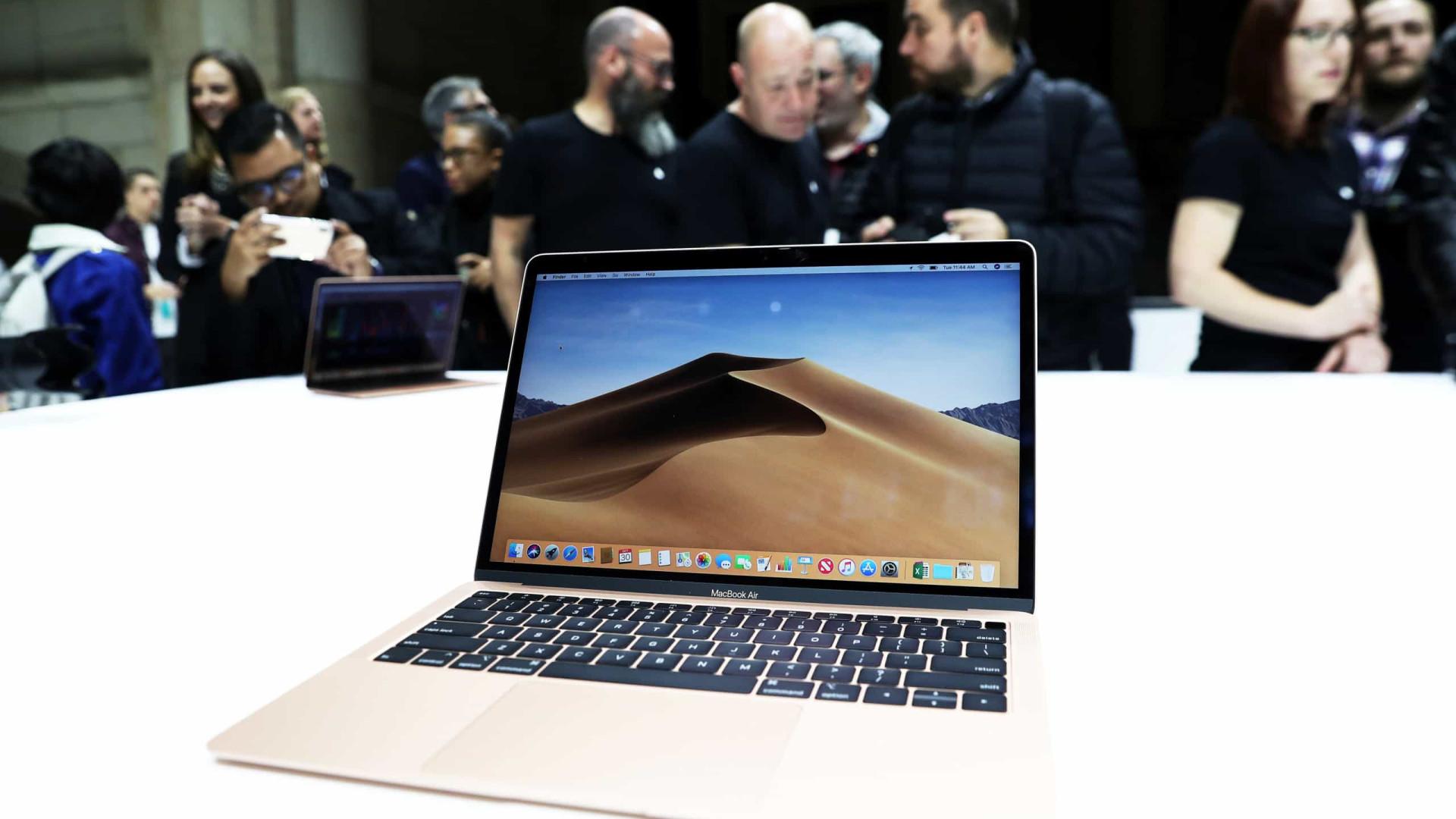 Atualização chega aos Mac na próxima semana?