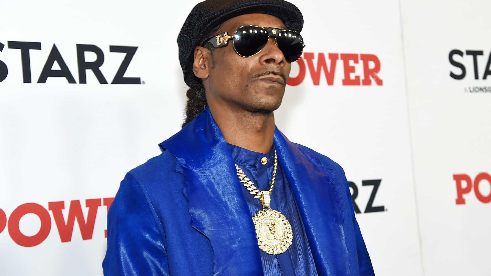 Neto de Snoop Dogg morre com apenas 10 dias de vida