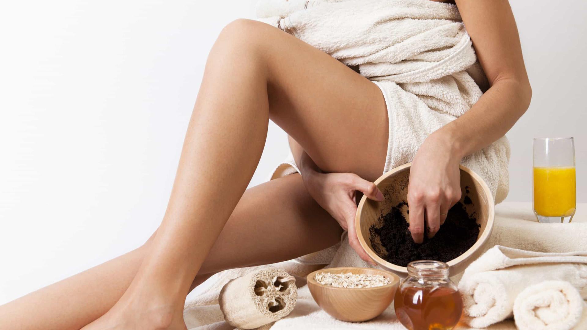 Entenda por que a cafeína ajuda a acabar com a celulite
