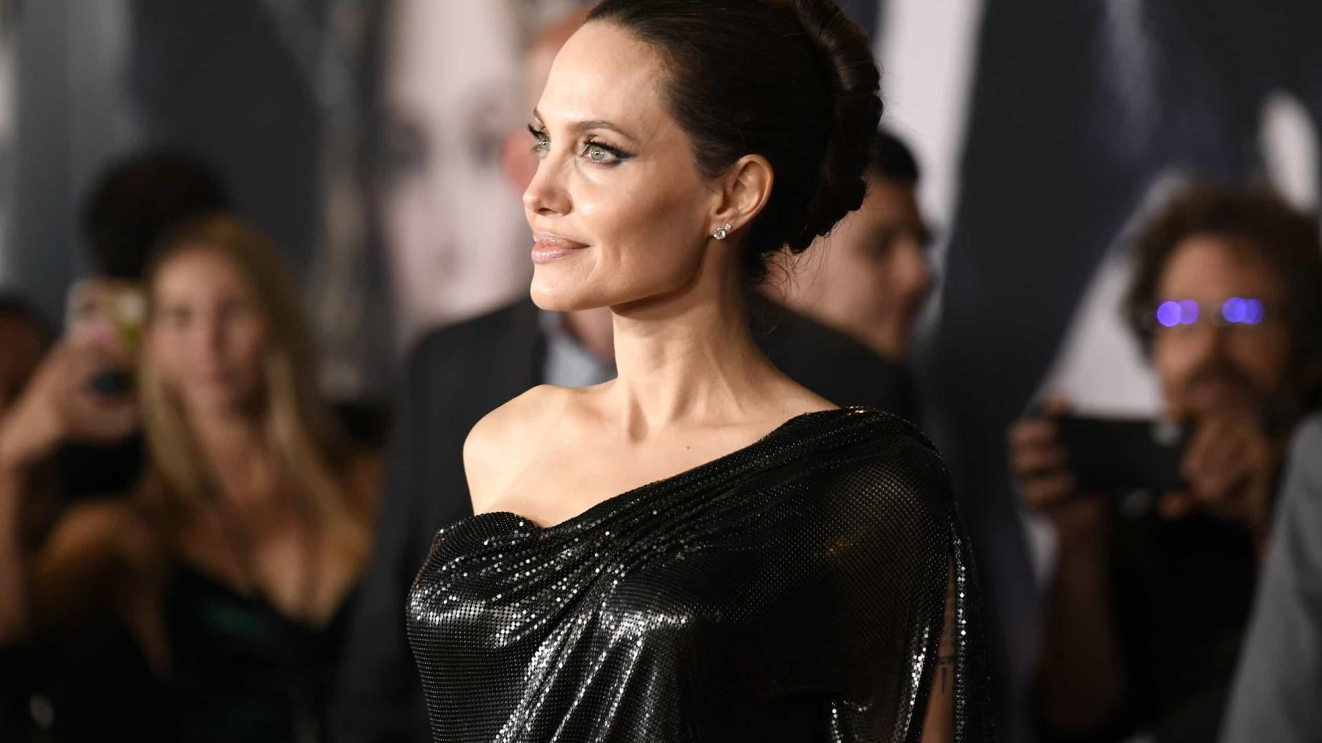 "Angelina Jolie: ""Senti uma profunda e genuína tristeza, fiquei ferida"""