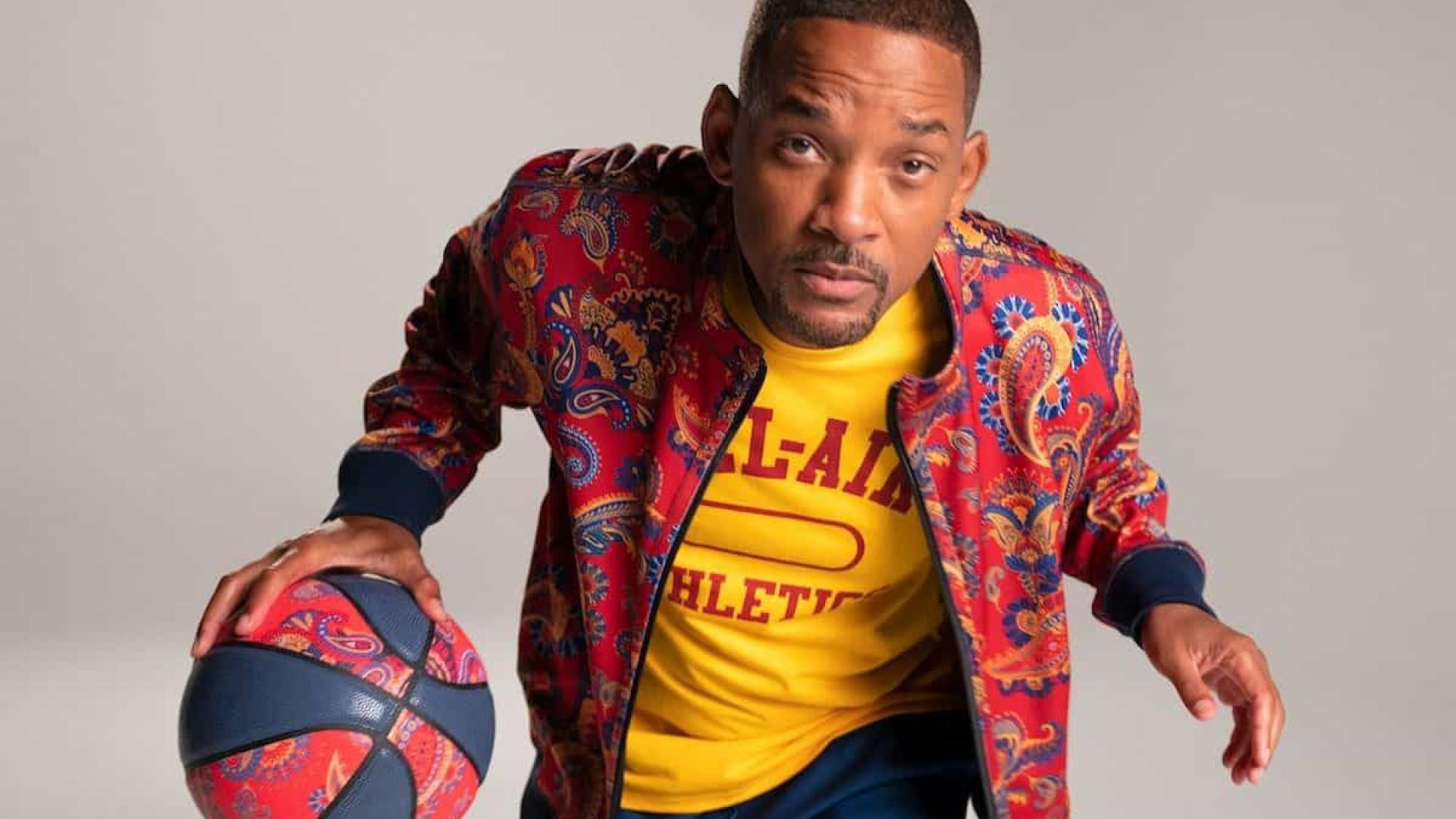 Will Smith lança marca de roupas inspirada em 'Um Maluco no Pedaço'