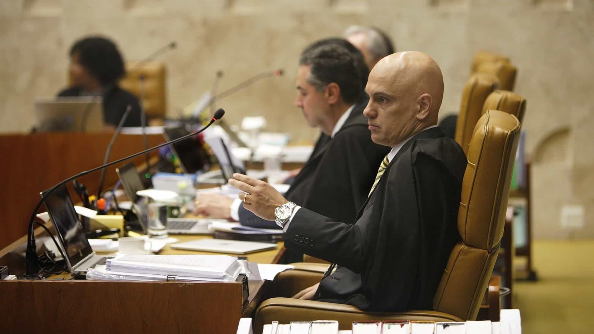 Casos criminais são maioria em plenário do STF