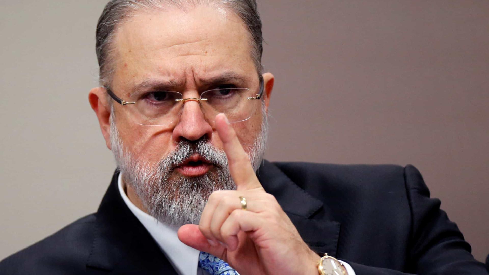 Aras reitera pedido da PGR para rescisão da delação da J&F