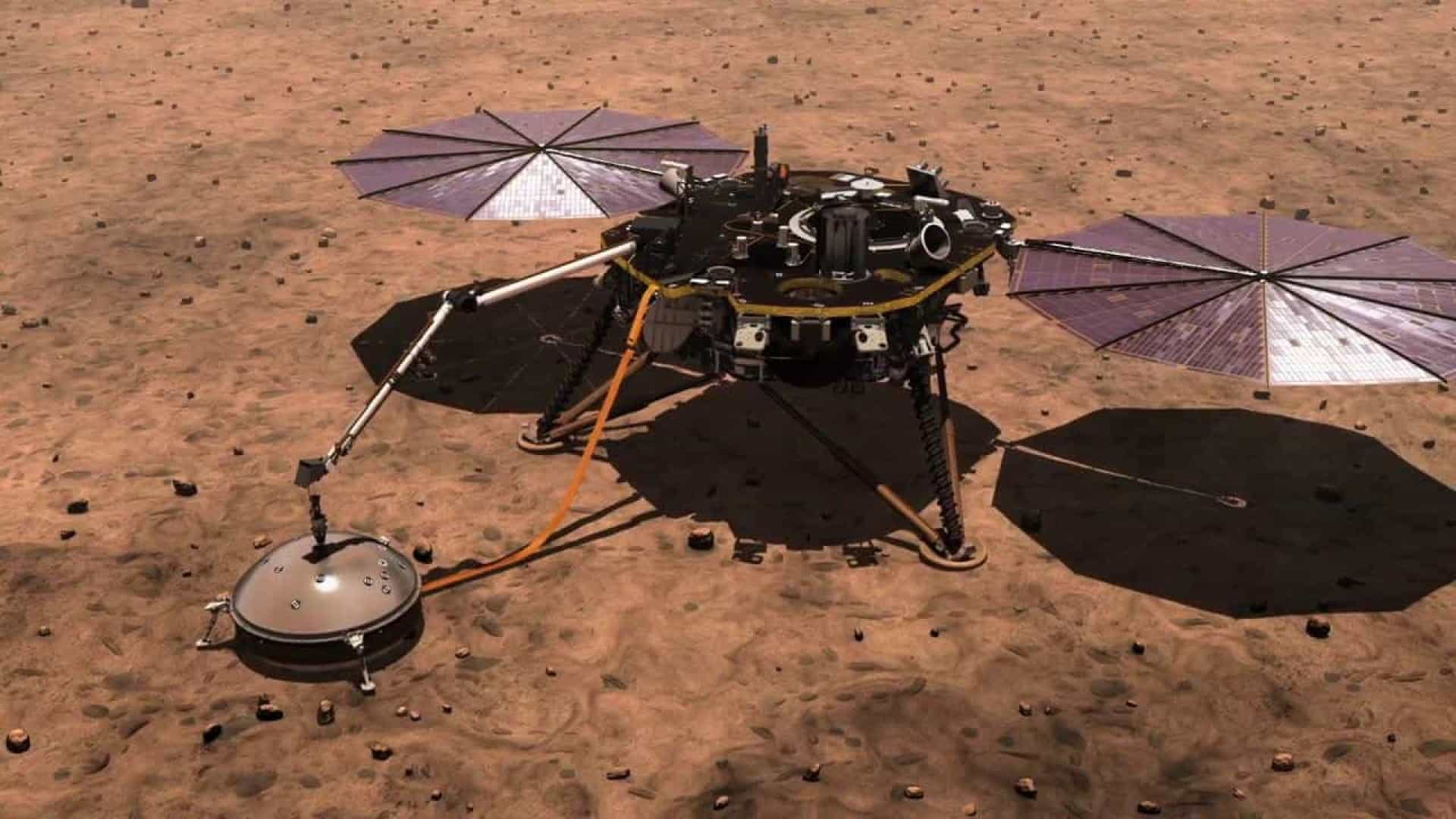 Sons de Marte: veja o que a sonda da NASA 'ouviu' no planeta