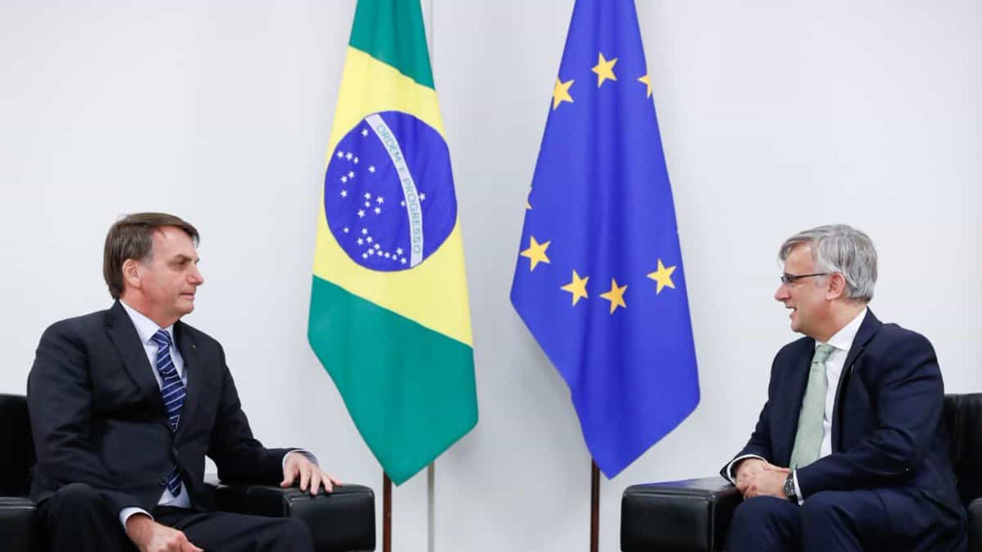 Embaixador fala em aprofundar cooperação entre Mercosul e UE
